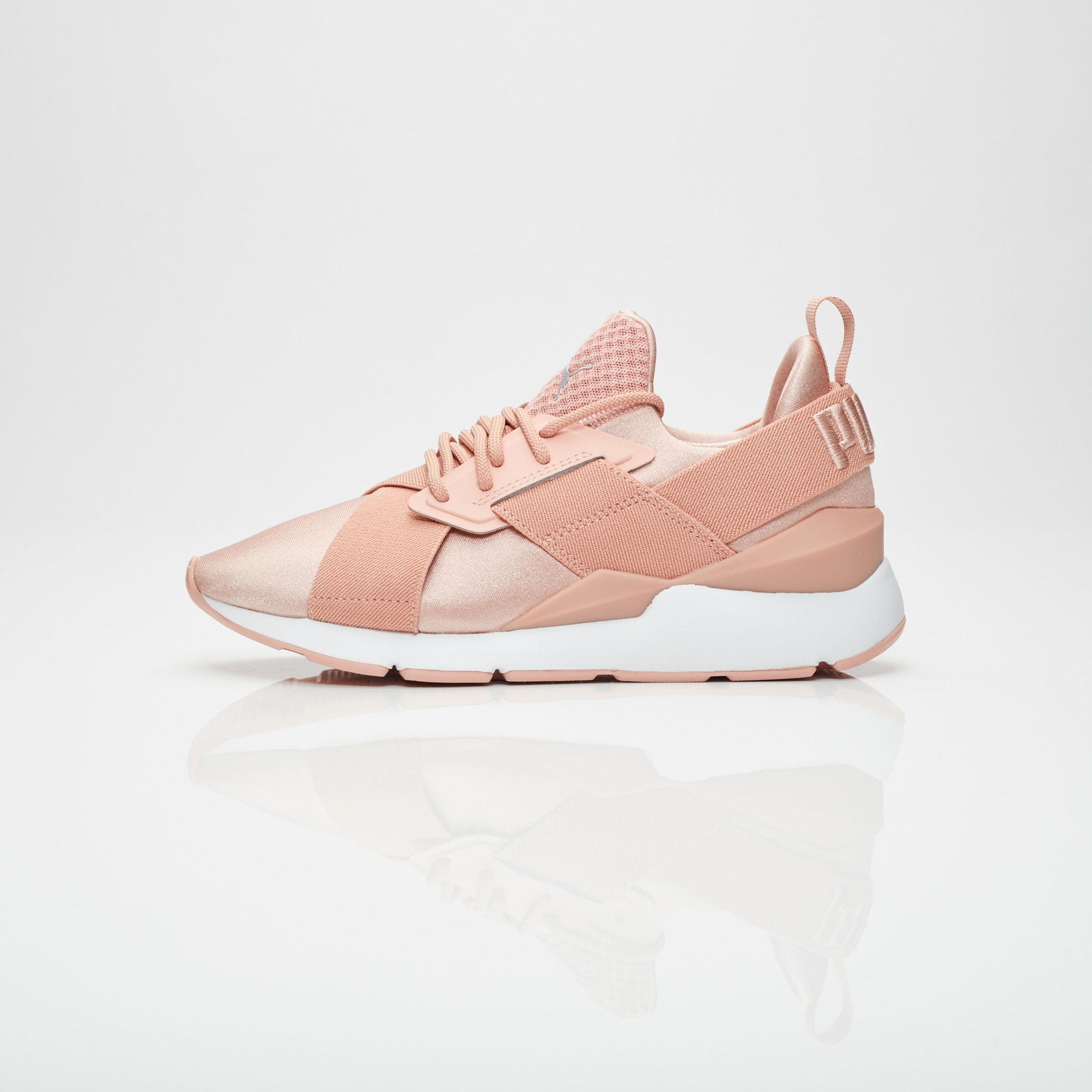 Puma Muse Satin EP Womens - 365534-01 - Sneakersnstuff  1ef57c647