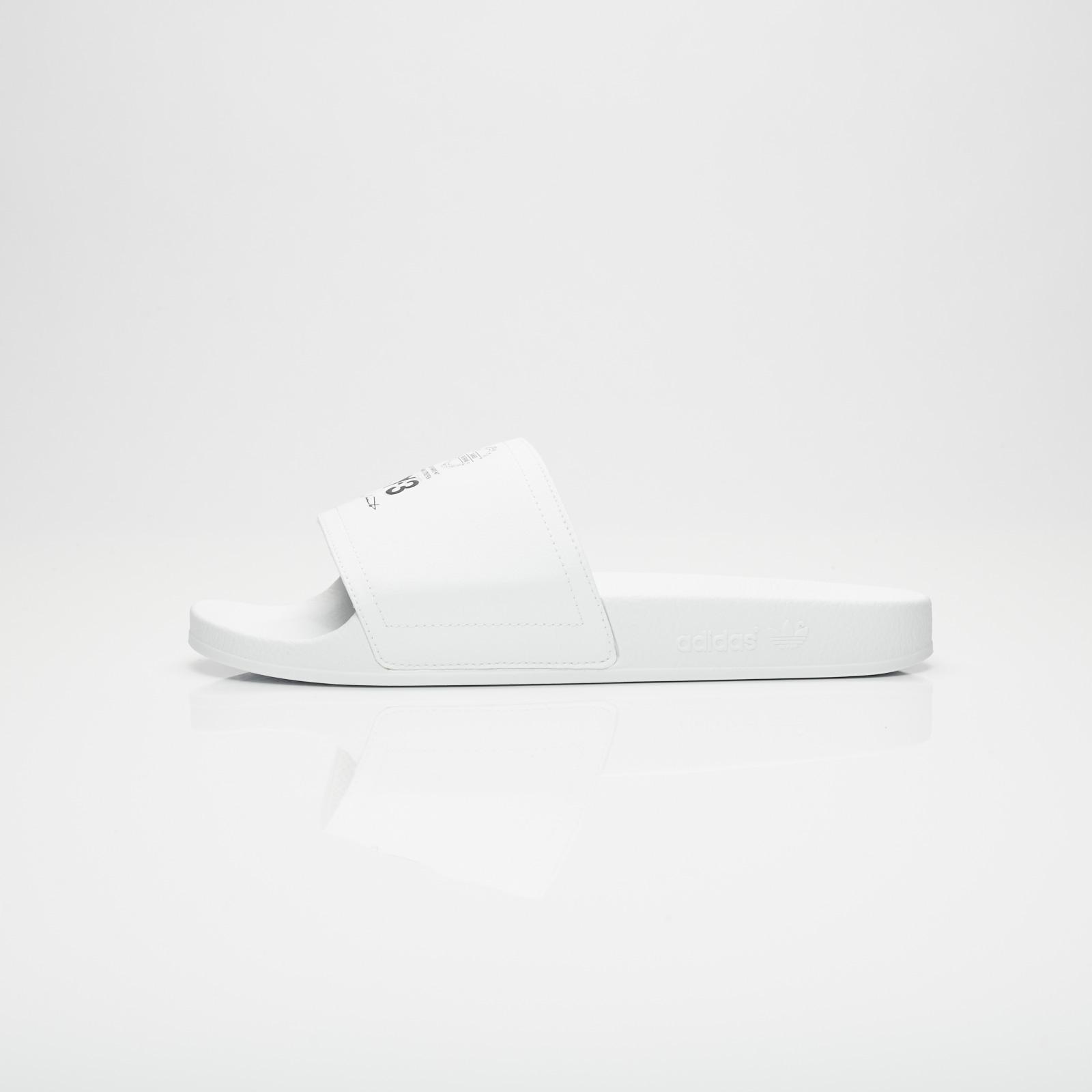 f0c9bd1a7550 adidas Y-3 Adilette - Ac7524 - Sneakersnstuff