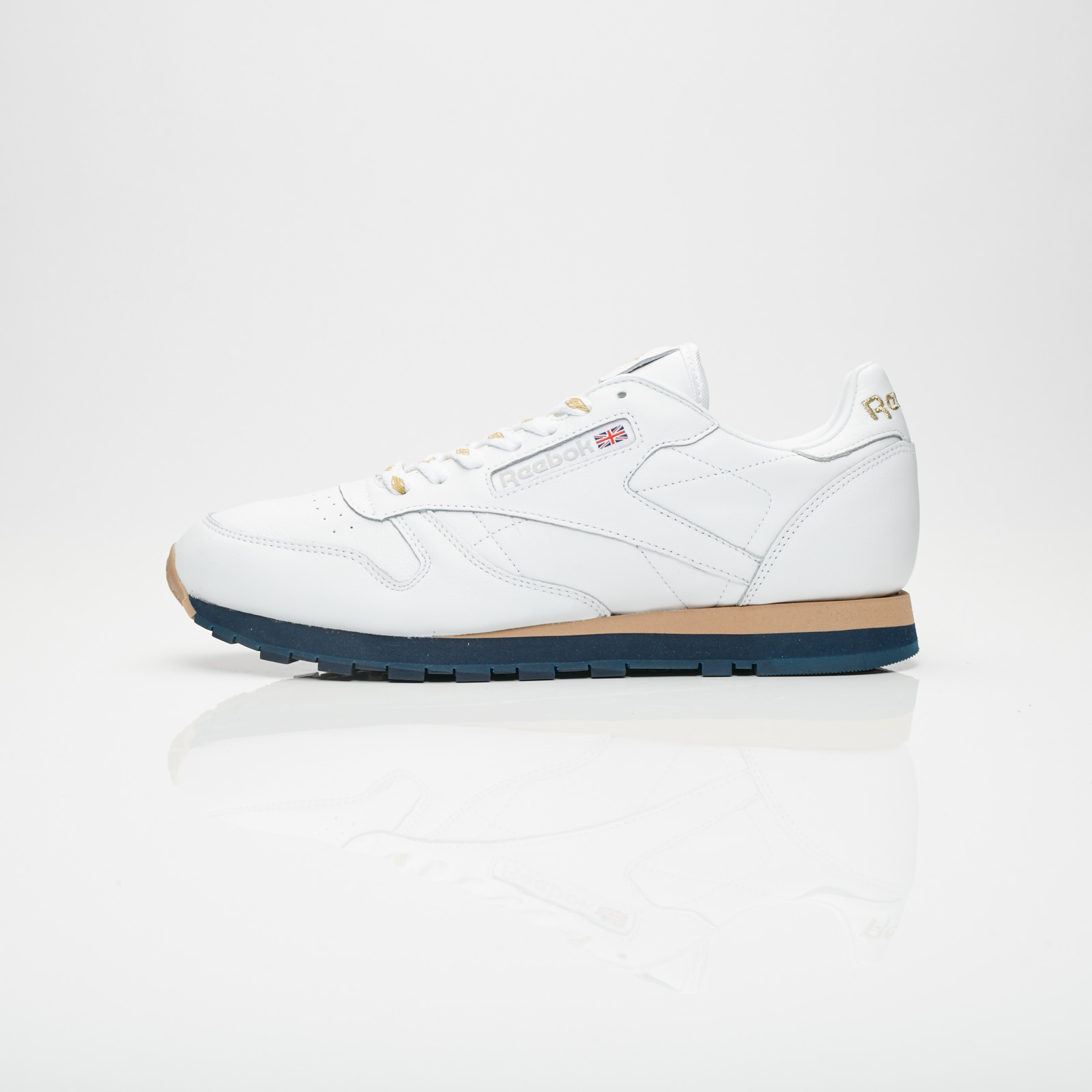 5bd6835e666e Reebok Cl Leather Beams - Cn2175 - Sneakersnstuff