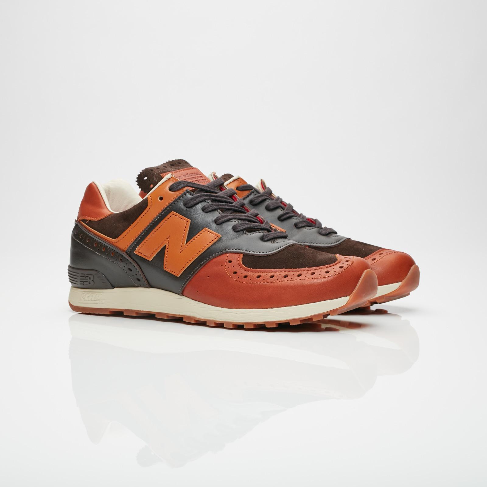 New Balance M576 x Grenson - M576gsn - SNS   sneakers & streetwear ...