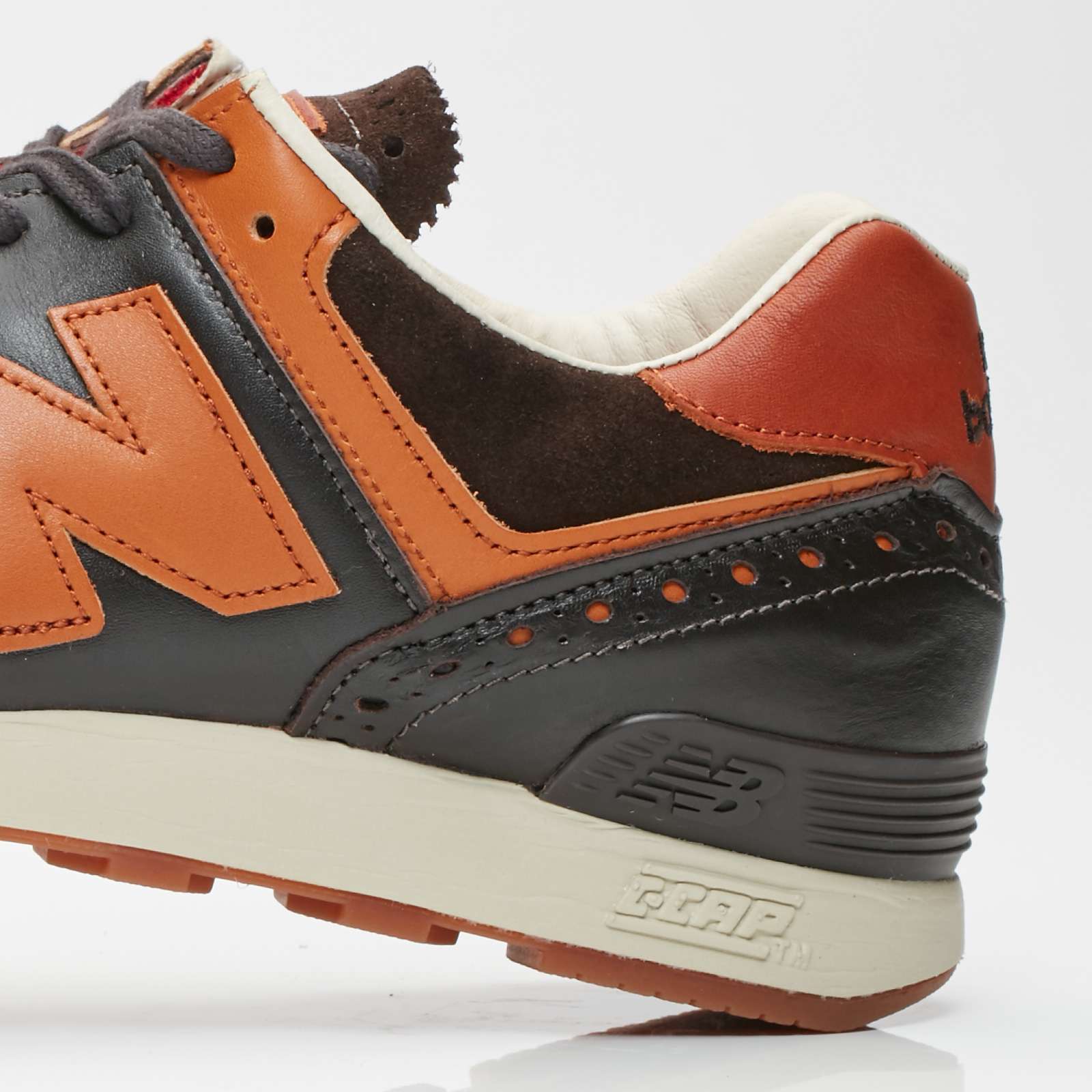 new style 97a1a c8187 New Balance M576 x Grenson - M576gsn - Sneakersnstuff ...