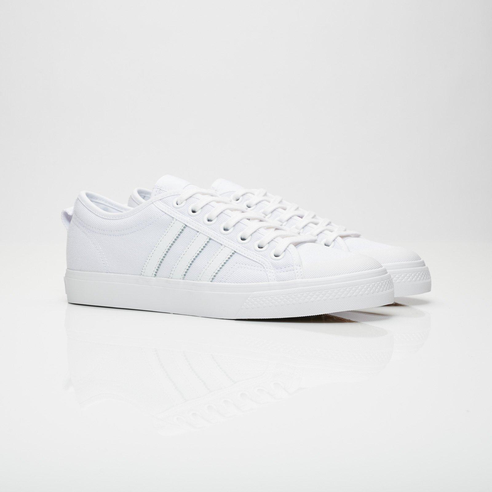 0b5b540f6aa2 adidas Nizza Low - Bz0496 - Sneakersnstuff