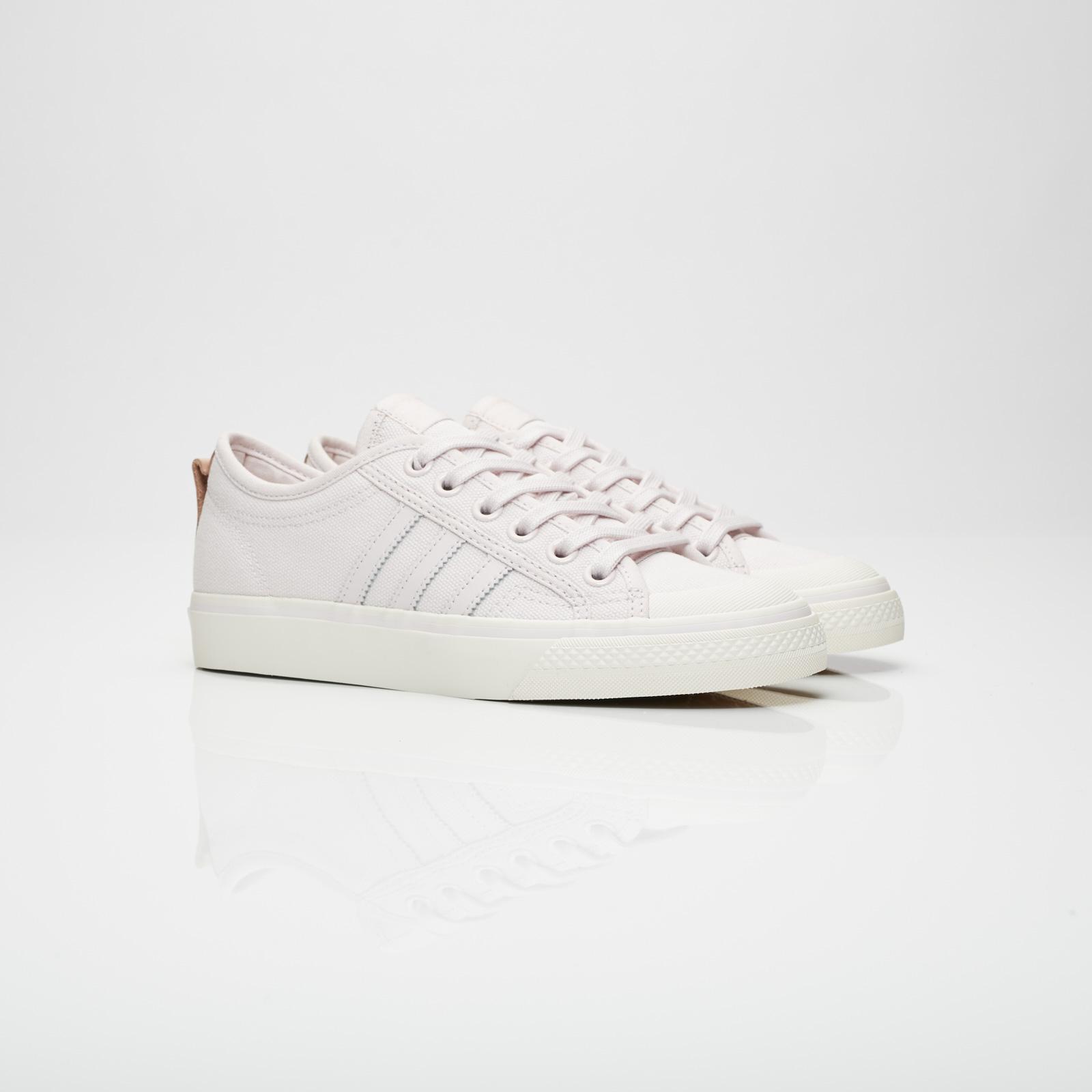 ba950f7a02aeba adidas Nizza Low Womens - Cq2531 - Sneakersnstuff