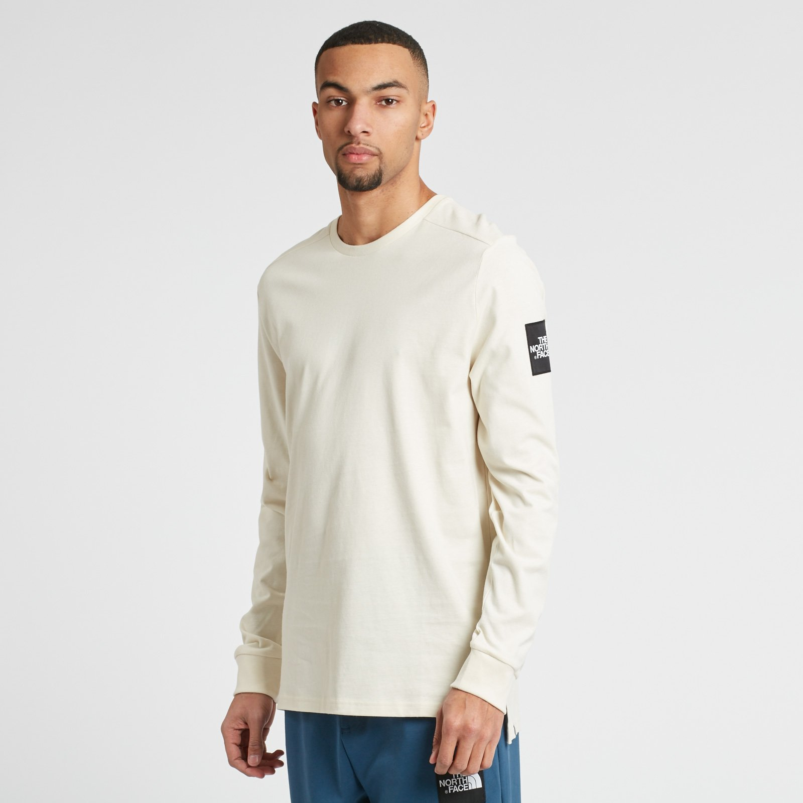 750c0dc699 The North Face L/S Fine 2 Tee - T93bph11p - Sneakersnstuff ...
