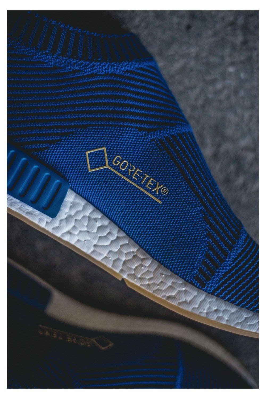 0e4b5a7e20605 adidas NMD CS1 GORE-TEX Primeknit  Sneakersnstuff Exclusive ...