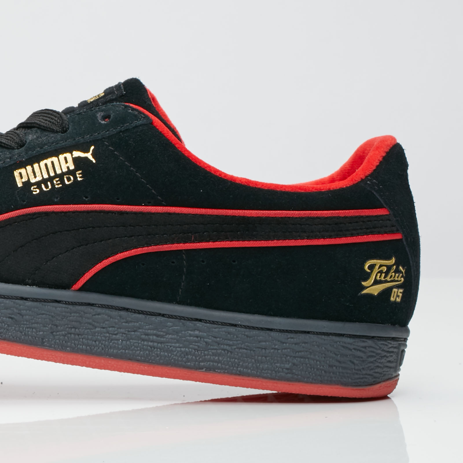 official photos e6440 736a7 Puma Suede Classic X FUBU - 366320-02 - Sneakersnstuff ...