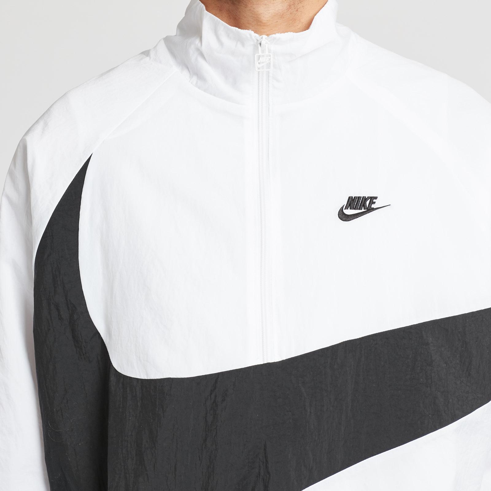 018192f7e699 Nike NSW VW Swoosh Woven Halfzip Jacket - Aj2696-100 ...