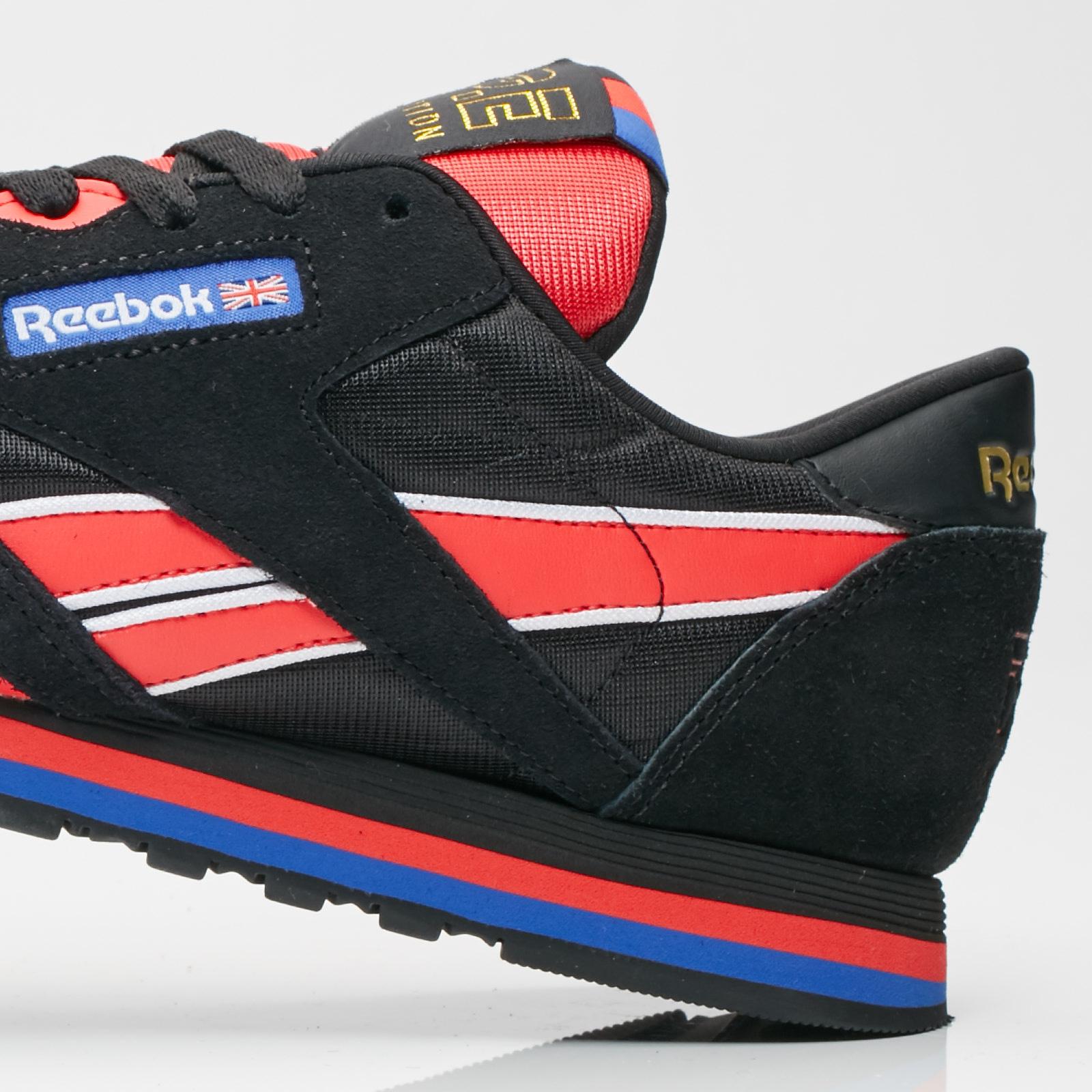 2317457563a165 Reebok Classic Leather Nylon P.E Nation - Cn3905 - Sneakersnstuff ...