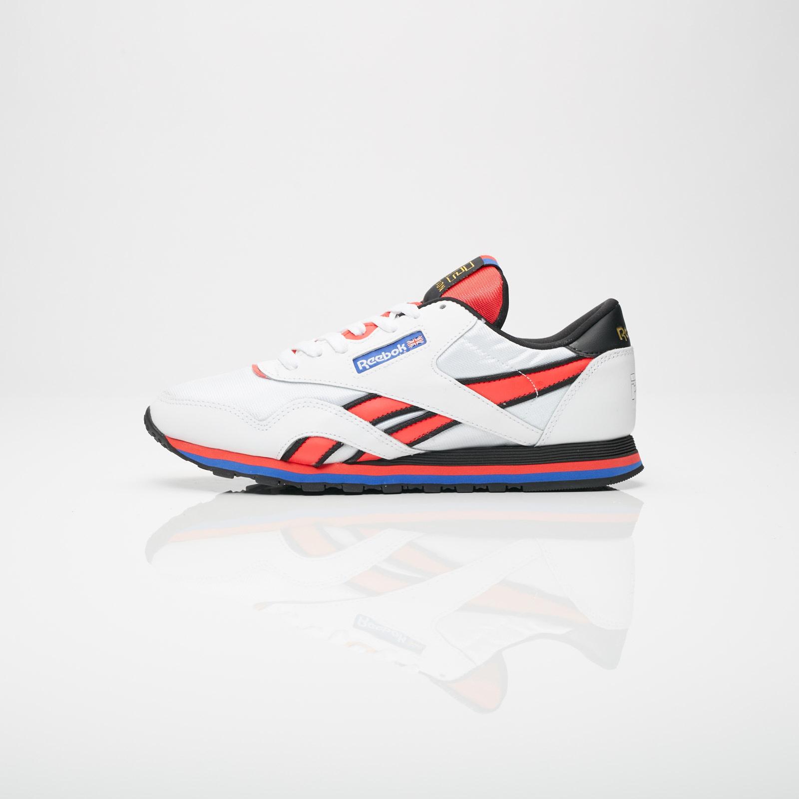 2ca87adb739e71 Reebok Classic Leather Nylon P.E Nation - Cn3904 - Sneakersnstuff ...