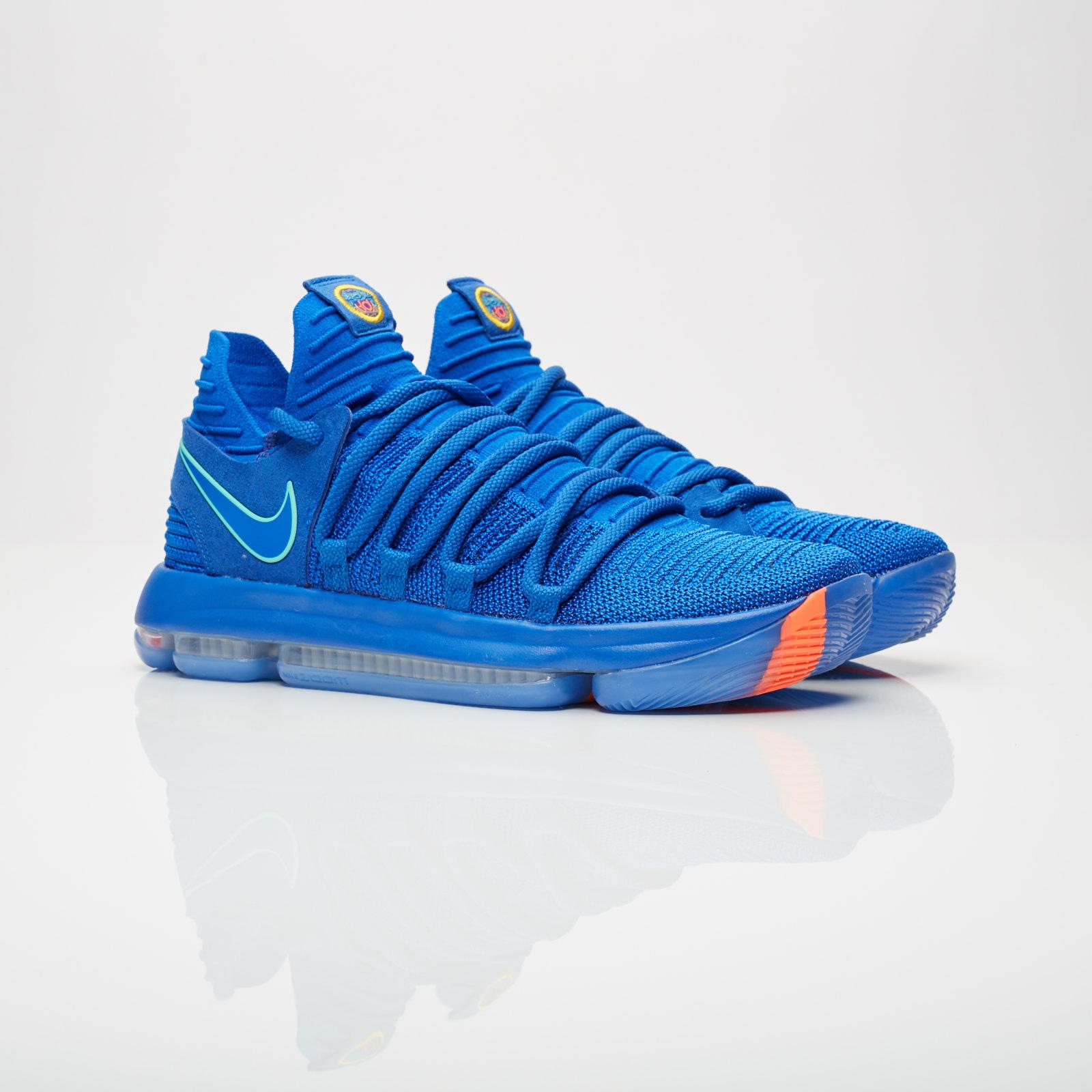 f43c47f2070 Nike Nike Zoom KD 10 - 897815-402 - Sneakersnstuff