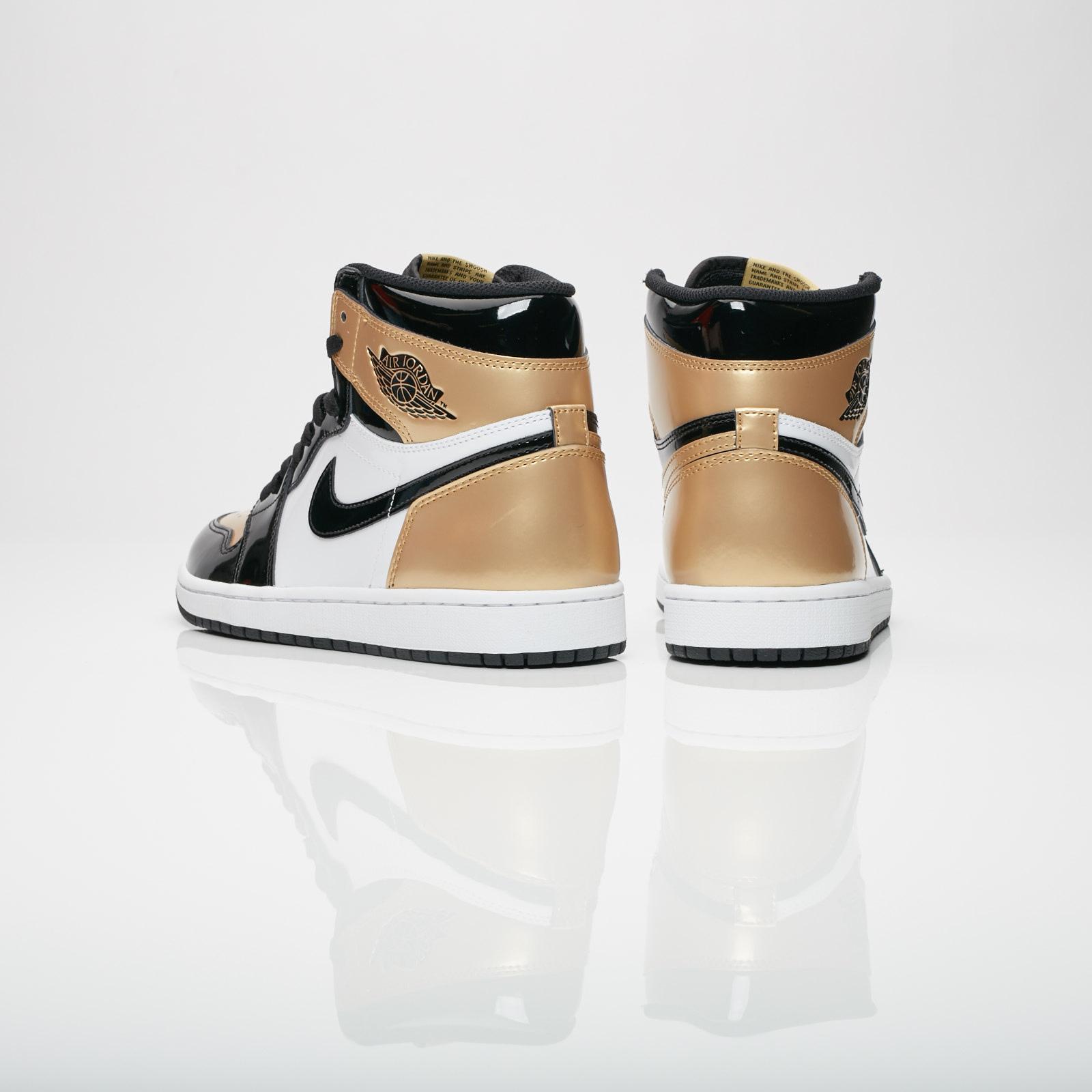 9e5863db9cbcc1 Jordan Brand Air Jordan 1 Retro High OG NRG - 861428-007 - Sneakersnstuff