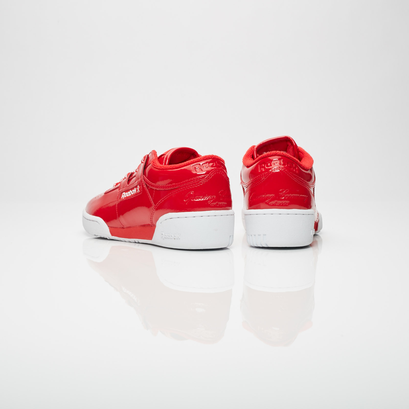 100e71249eb61 Reebok Workout Lo Clean x Opening Ceremony - Cn5698 - Sneakersnstuff ...
