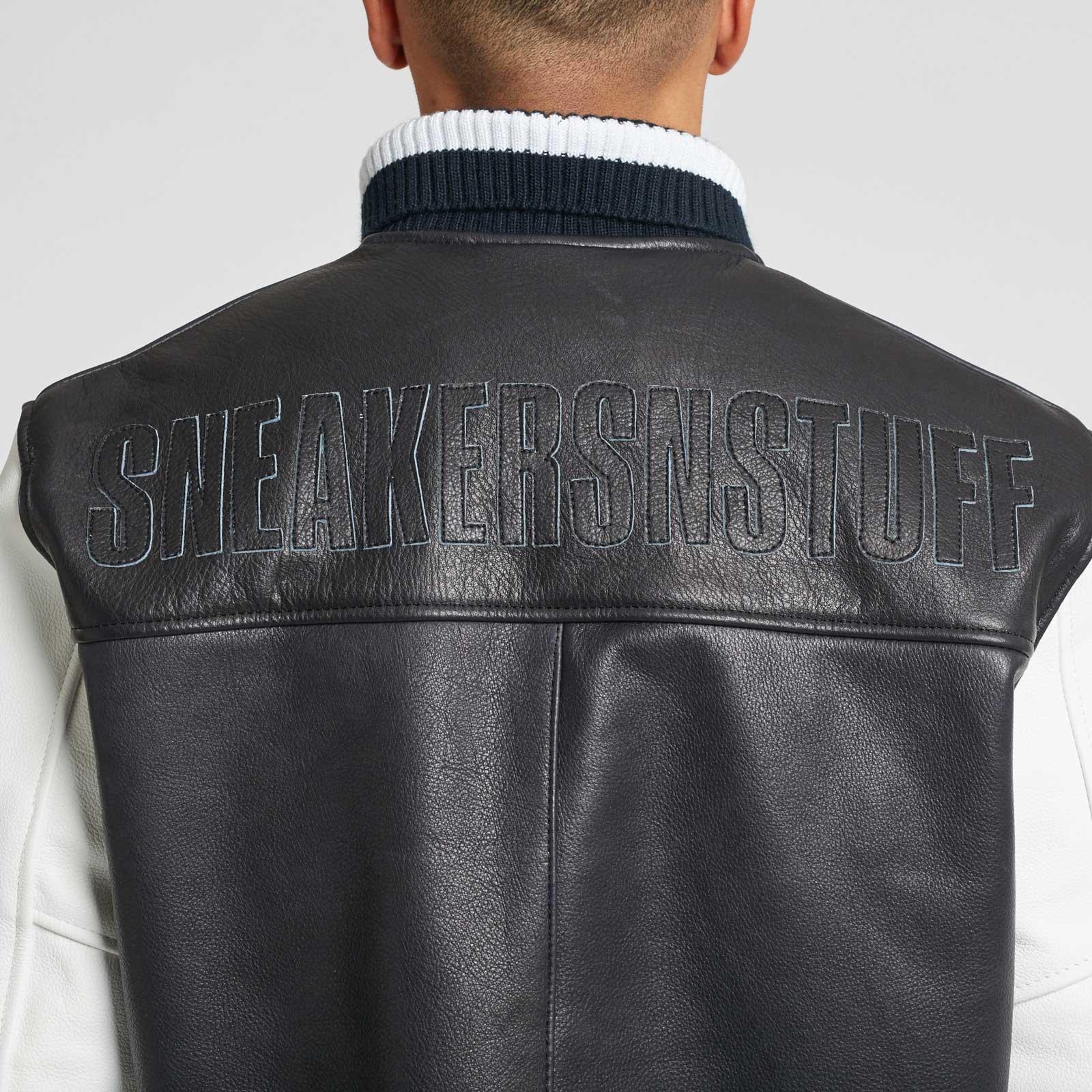 converse letterman jacket
