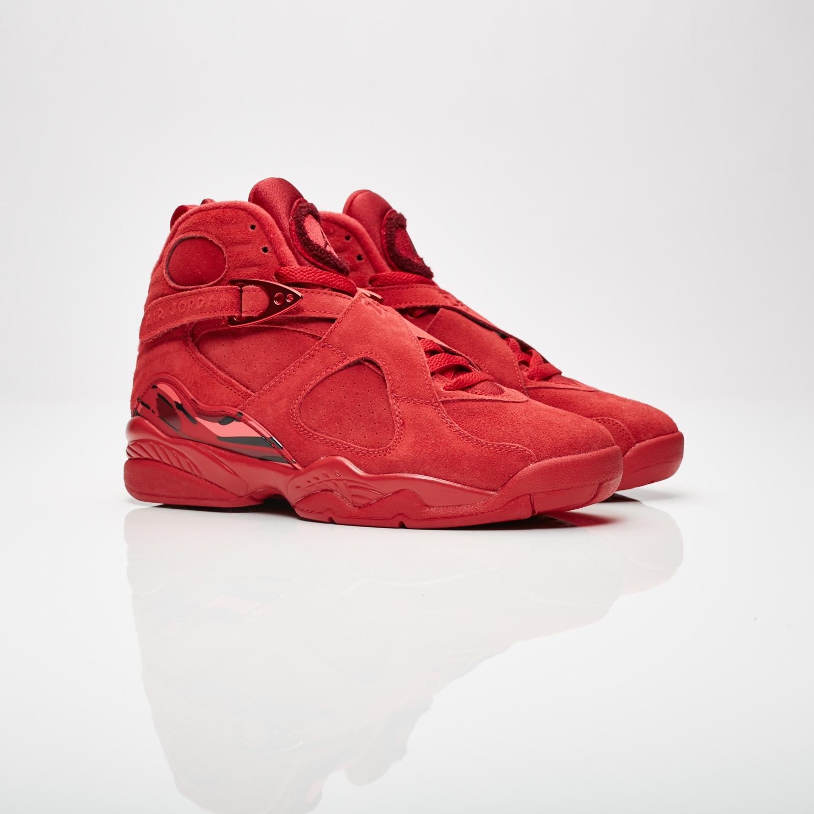sale retailer 93127 34213 Jordan Brand Wmns Air Jordan 8 Retro Valentines Day - Aq2449 ...