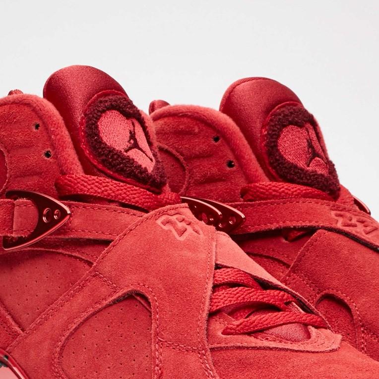 sale retailer 3a4ec 7326f Jordan Brand Wmns Air Jordan 8 Retro Valentines Day - Aq2449 ...
