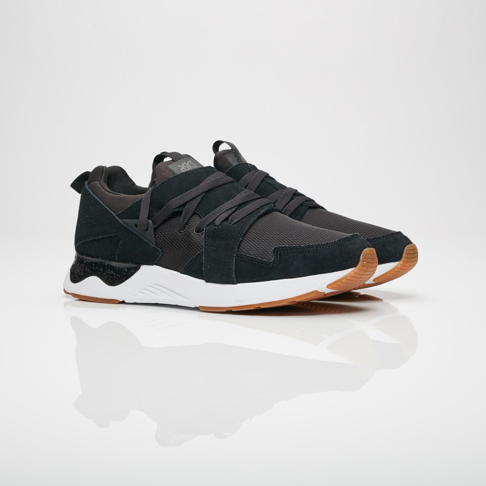 Asics Tiger Gel-Lyte V Sanze Tr Black Sneakers factory outlet pre order amazon hot sale for sale qjhv5EA
