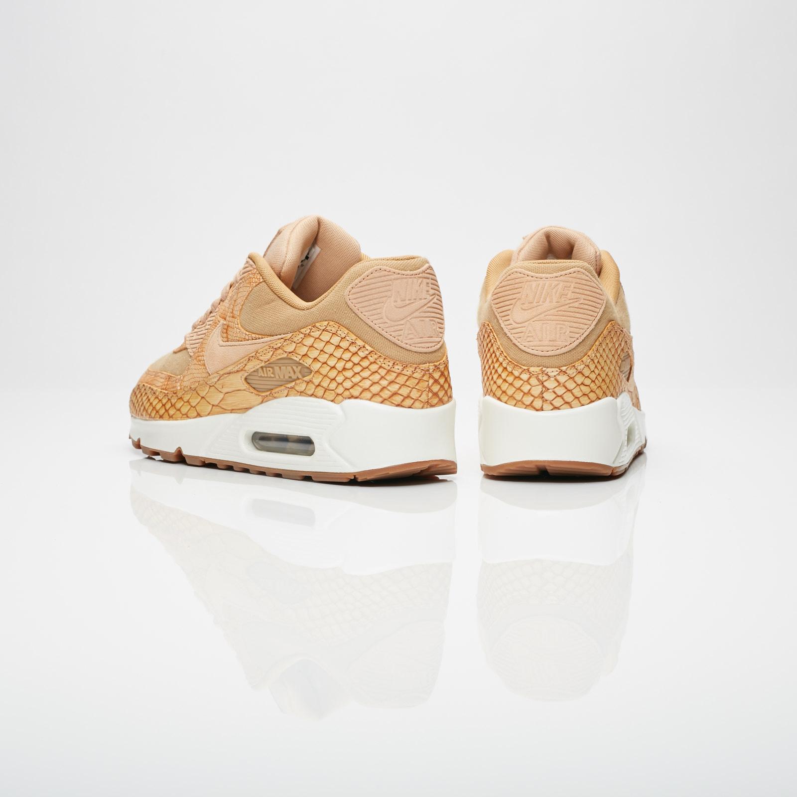 Nike Air Max 90 Premium Ltr Ah8046 200 Sneakersnstuff