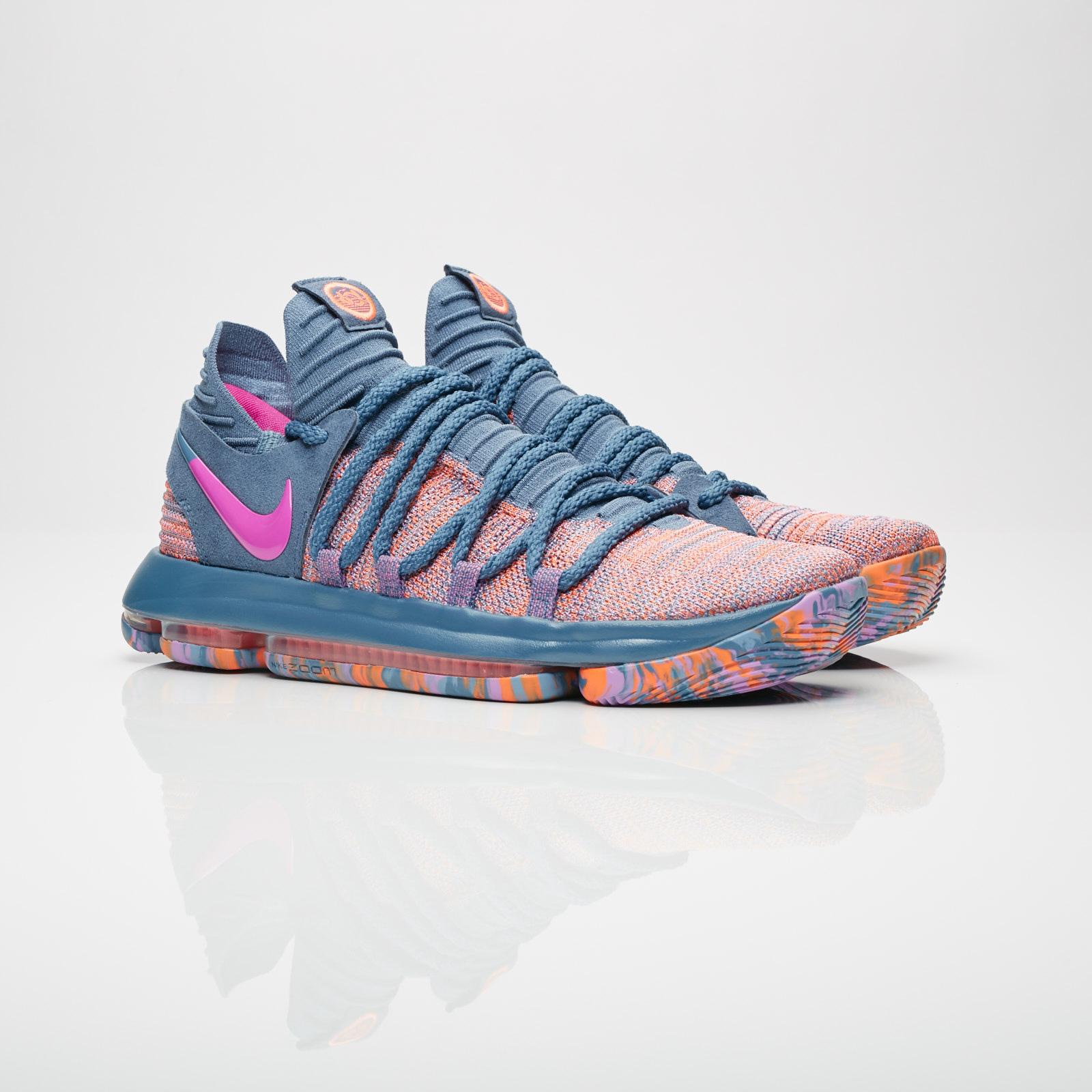 7af4822d81cd Nike Zoom KD10 LMTD - 897817-400 - Sneakersnstuff