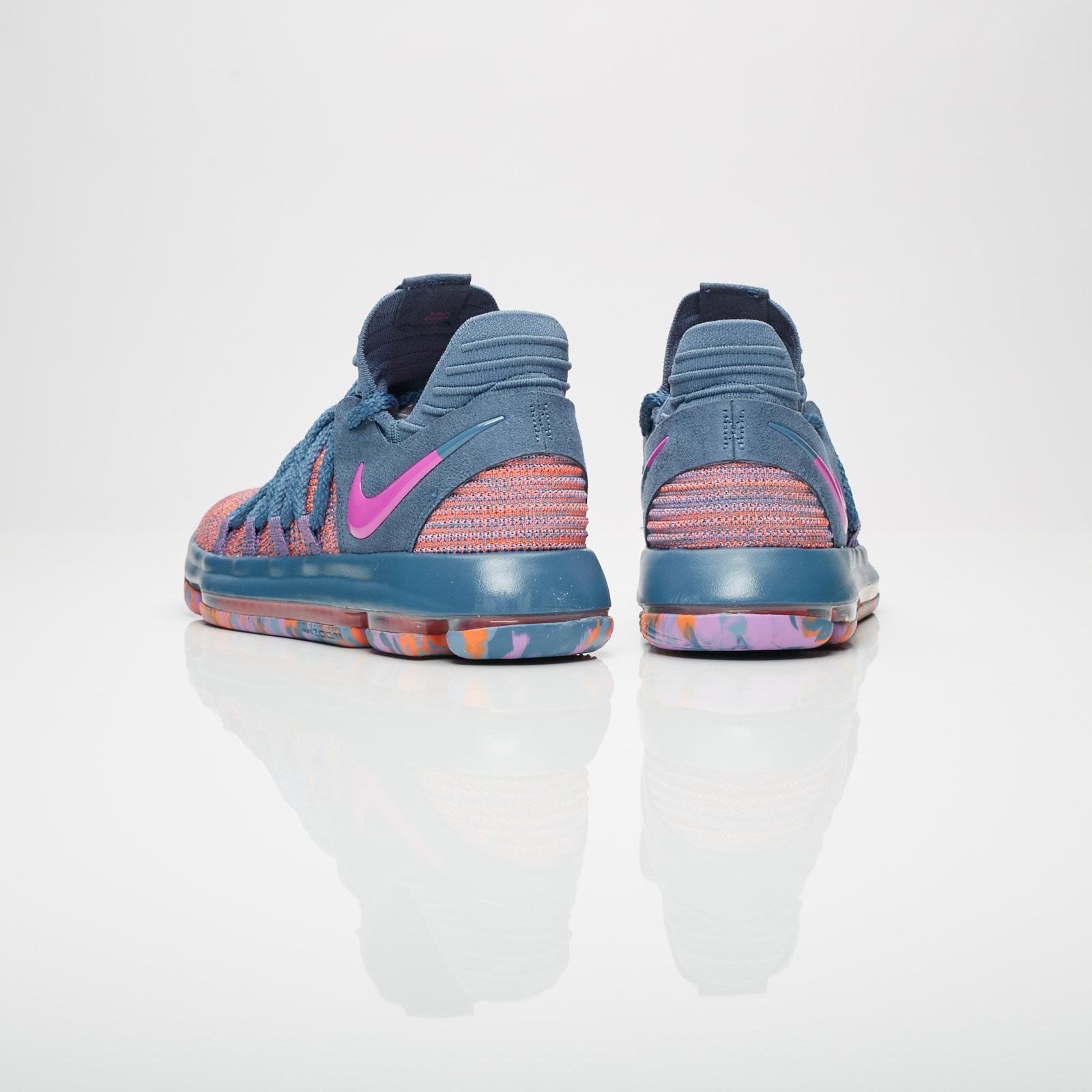 finest selection efe1e 44210 Nike Zoom KD10 LMTD - 897817-400 - Sneakersnstuff | sneakers ...