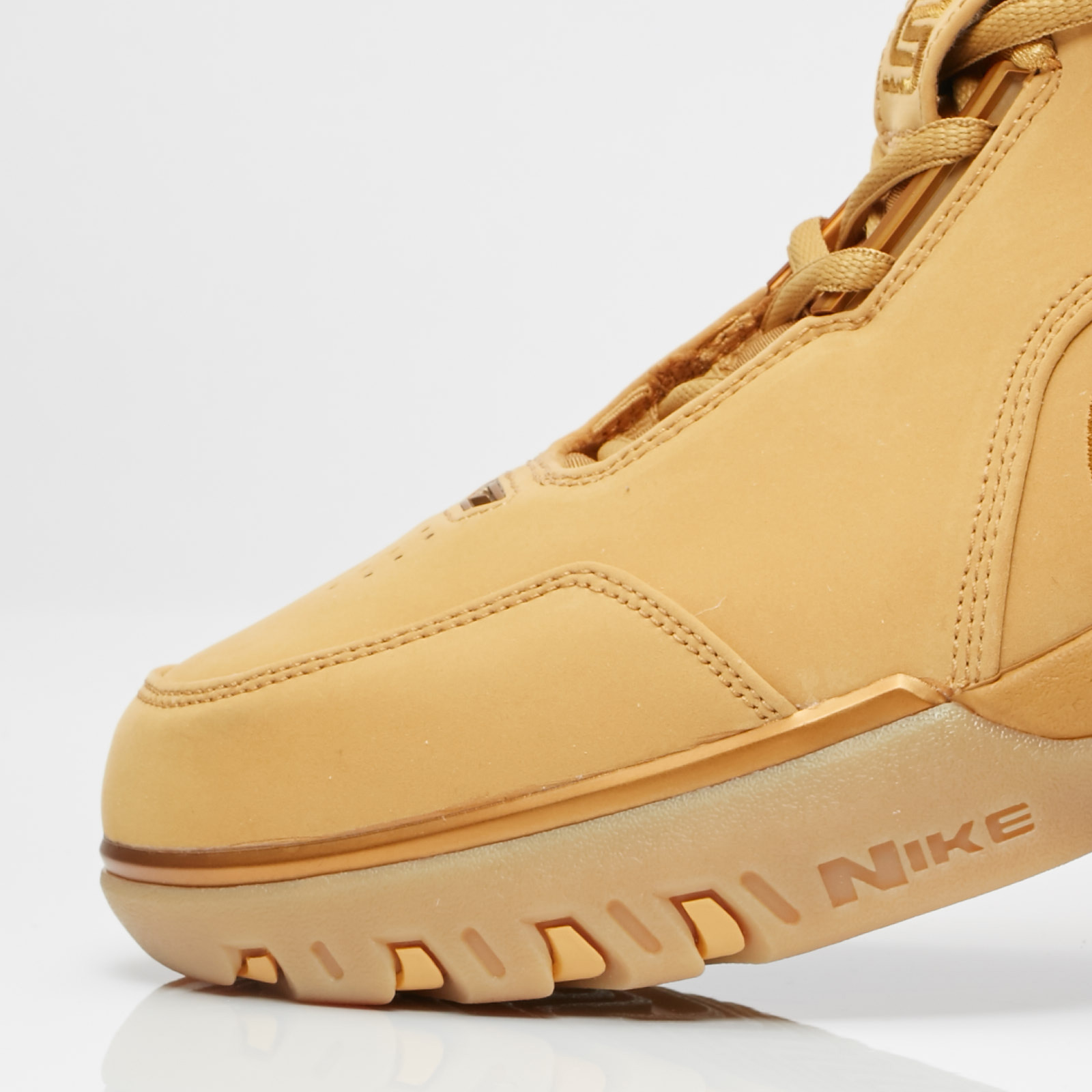 Details about Nike Air Zoom Generation ASG QS AQ0110 700 FLAX OG Lebron James 1 2 WHEAT MEN 8