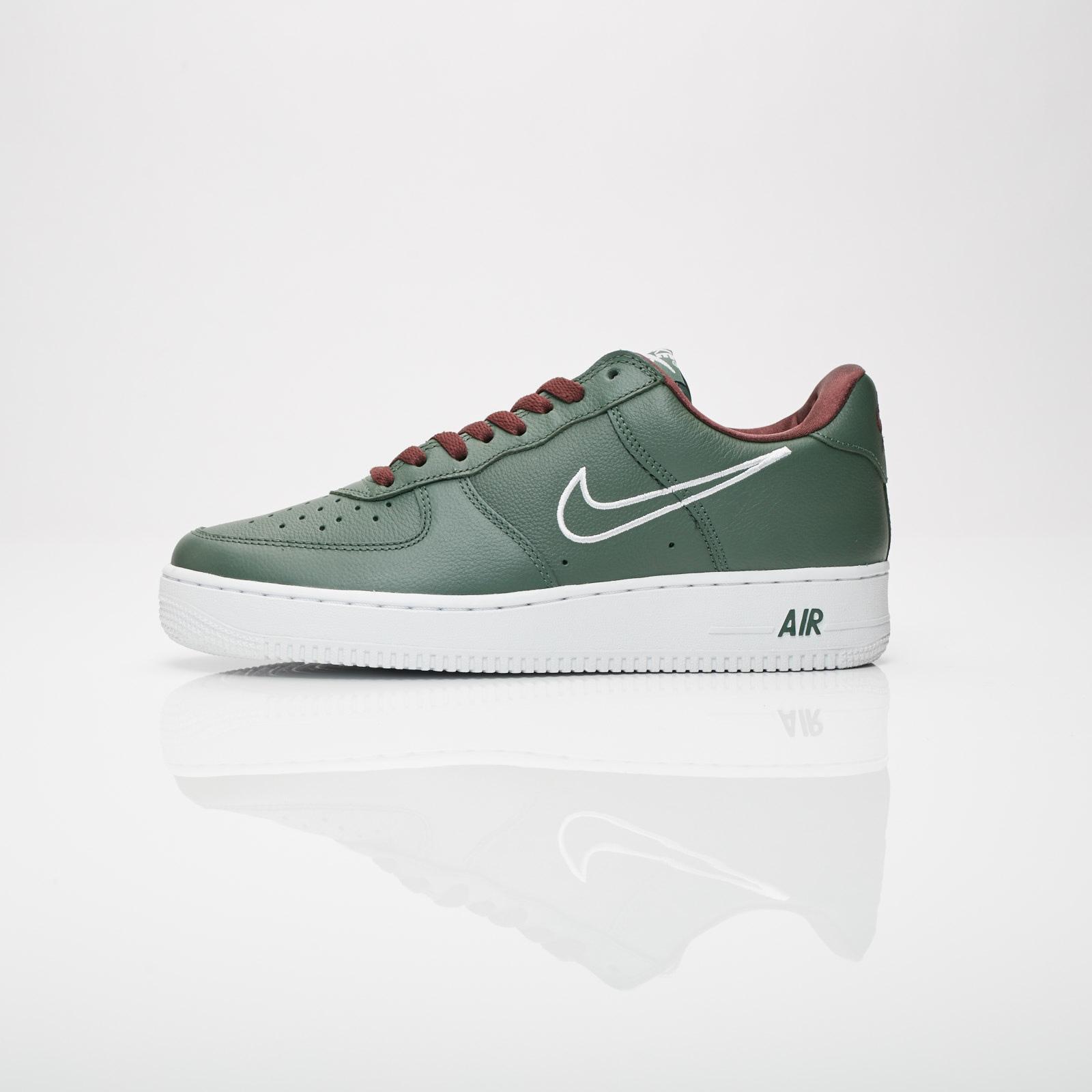 efbd42f32657 Nike Air Force 1 Low Retro Hong Kong - 845053-300 - Sneakersnstuff ...