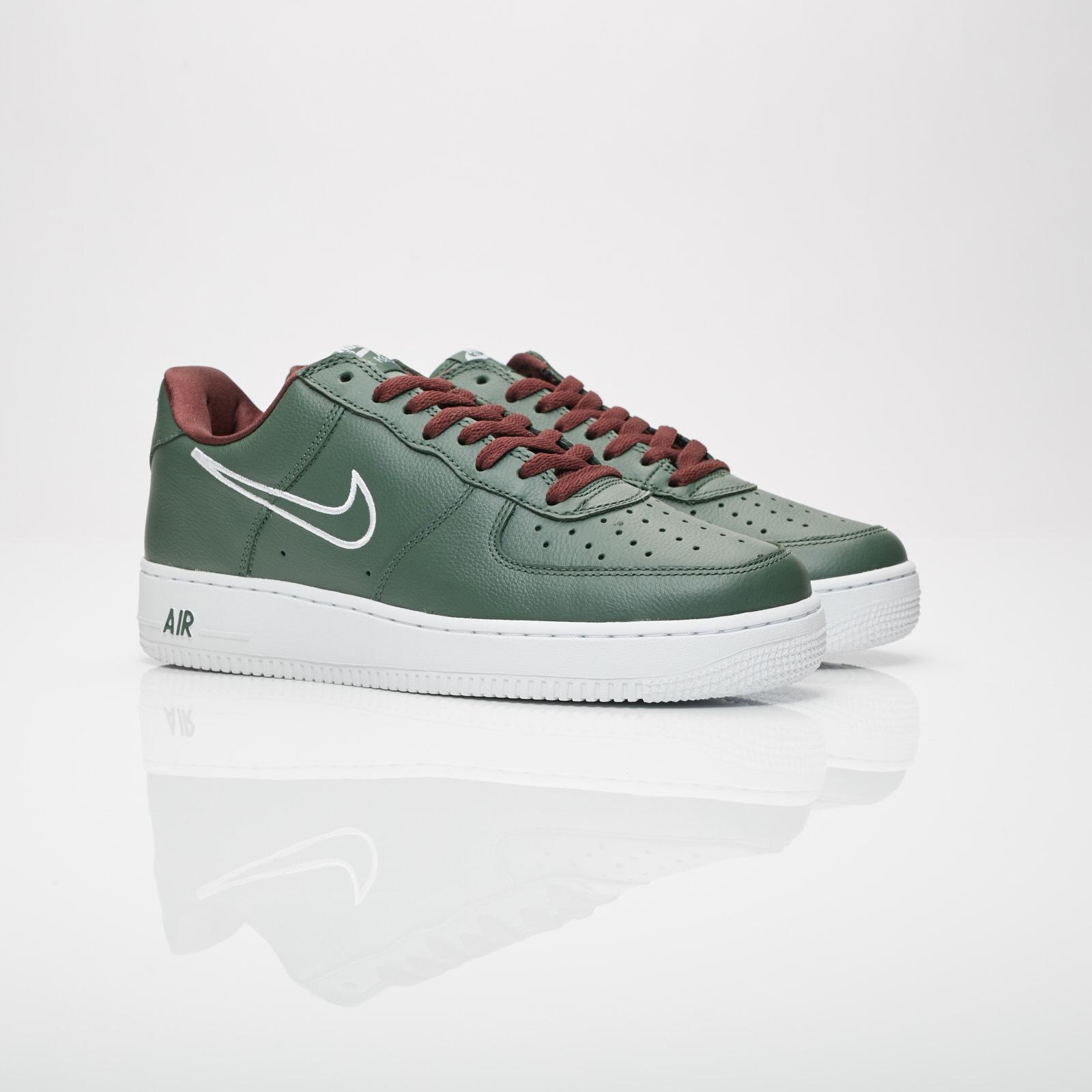 meilleure sélection ded17 3568a Nike Air Force 1 Low Retro Hong Kong - 845053-300 ...