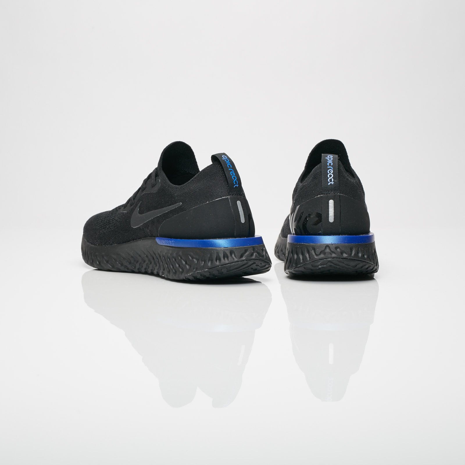 d2872e46372be Nike Epic React Flyknit - Aq0067-004 - Sneakersnstuff