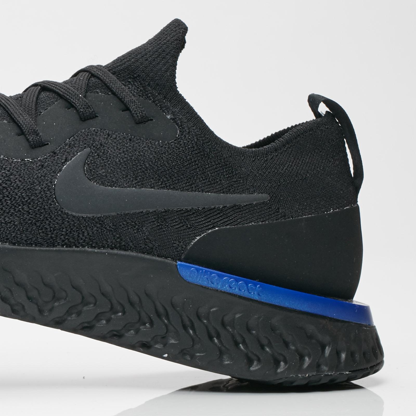 d9ede1837701 Nike Epic React Flyknit - Aq0067-004 - Sneakersnstuff