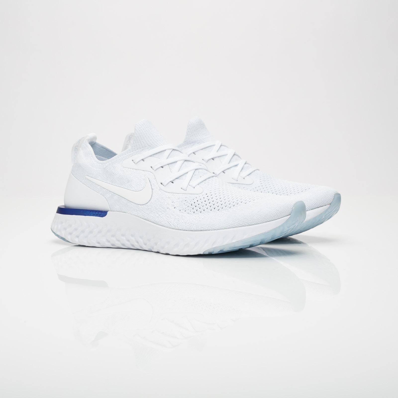 33f4d5ea6e35 Nike Epic React Flyknit - Aq0067-100 - Sneakersnstuff