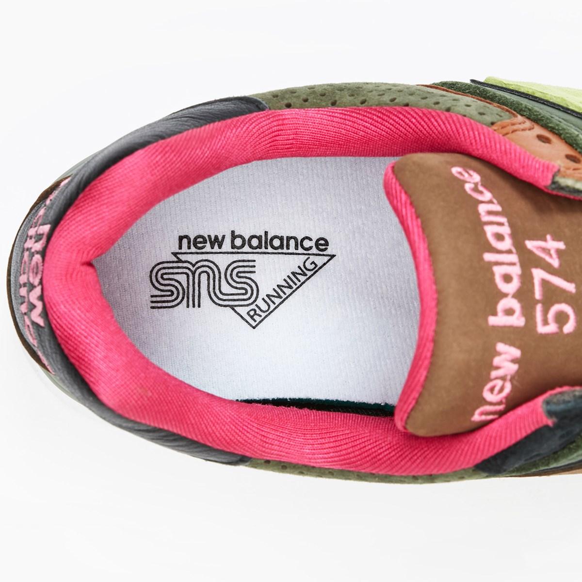 New Balance ML574SNS Ml574sns Sneakersnstuff | sneakers