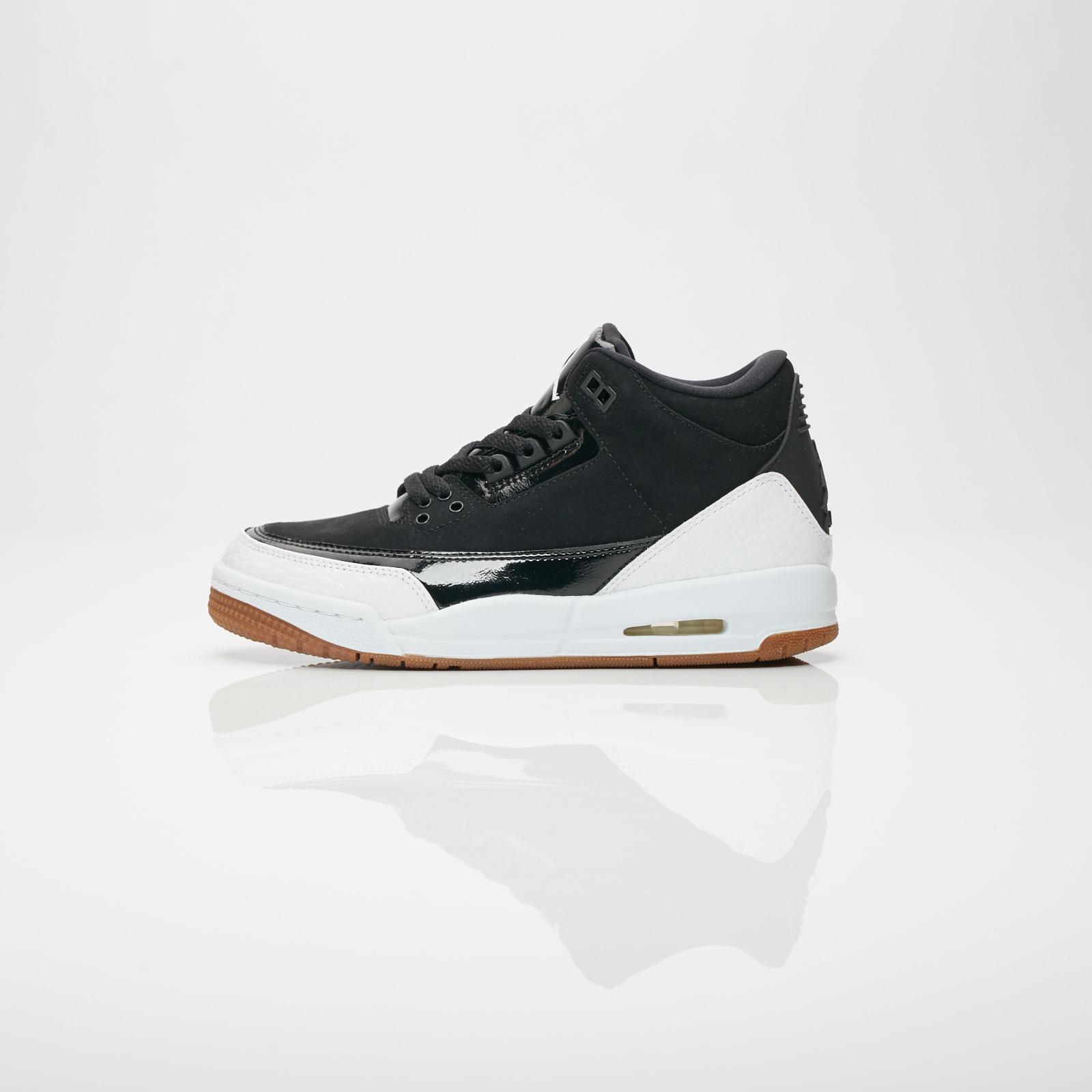 big sale c6c22 a1199 Jordan Brand Air Jordan 3 Retro GS - 441140-022 - Sneakersnstuff   sneakers  & streetwear online since 1999