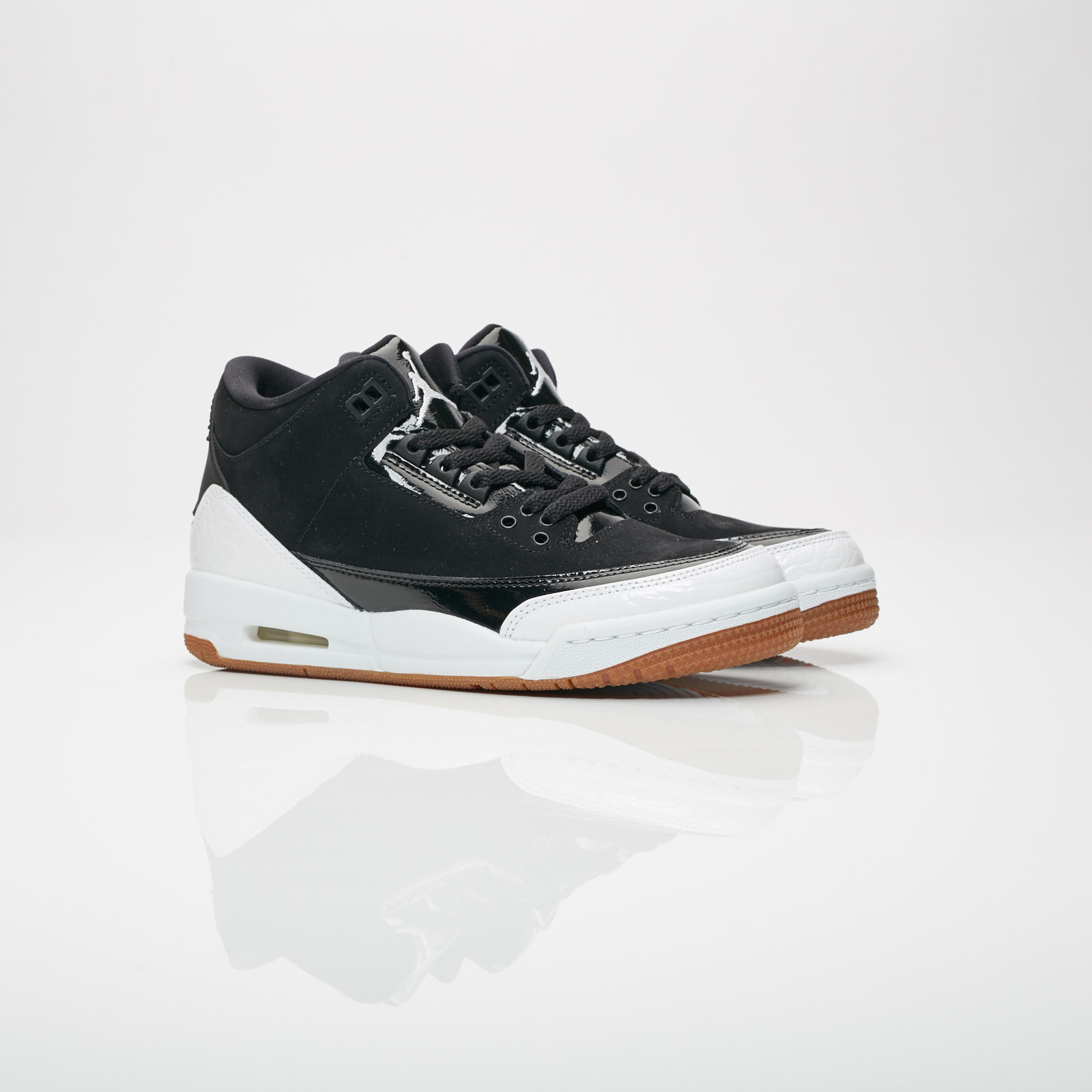 286039831e2b Jordan Brand Air Jordan 3 Retro GS - 441140-022 - Sneakersnstuff ...