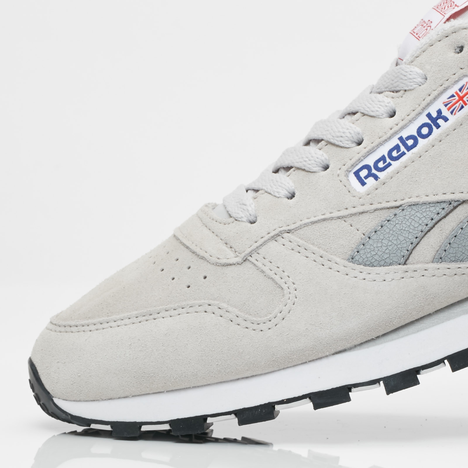thisisneverthat x reebok classic leather