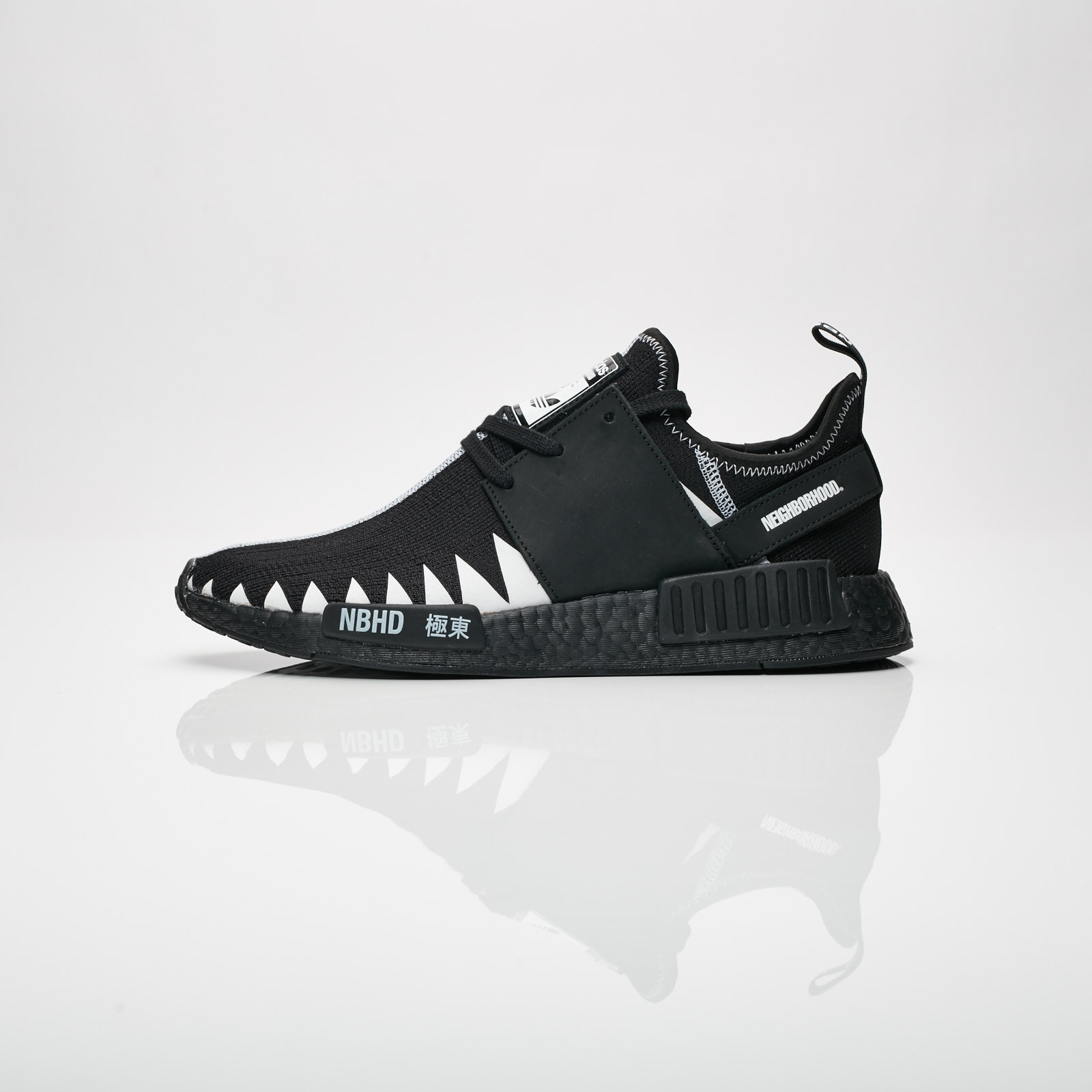 huge discount ddf17 9d8bc adidas NMD R1 PK x Neighborhood - Da8835 - Sneakersnstuff ...