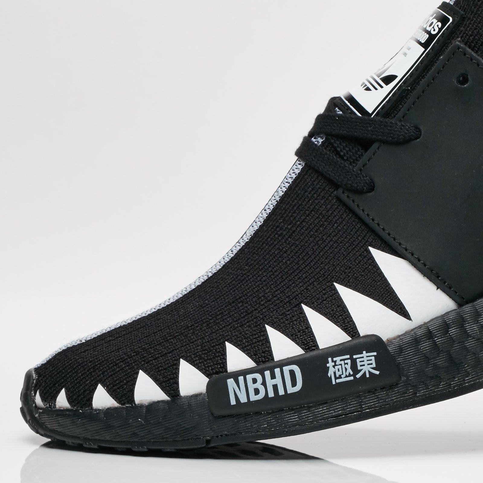 cheaper a38fc dc3b0 ... adidas Originals NMD R1 PK x Neighborhood ...