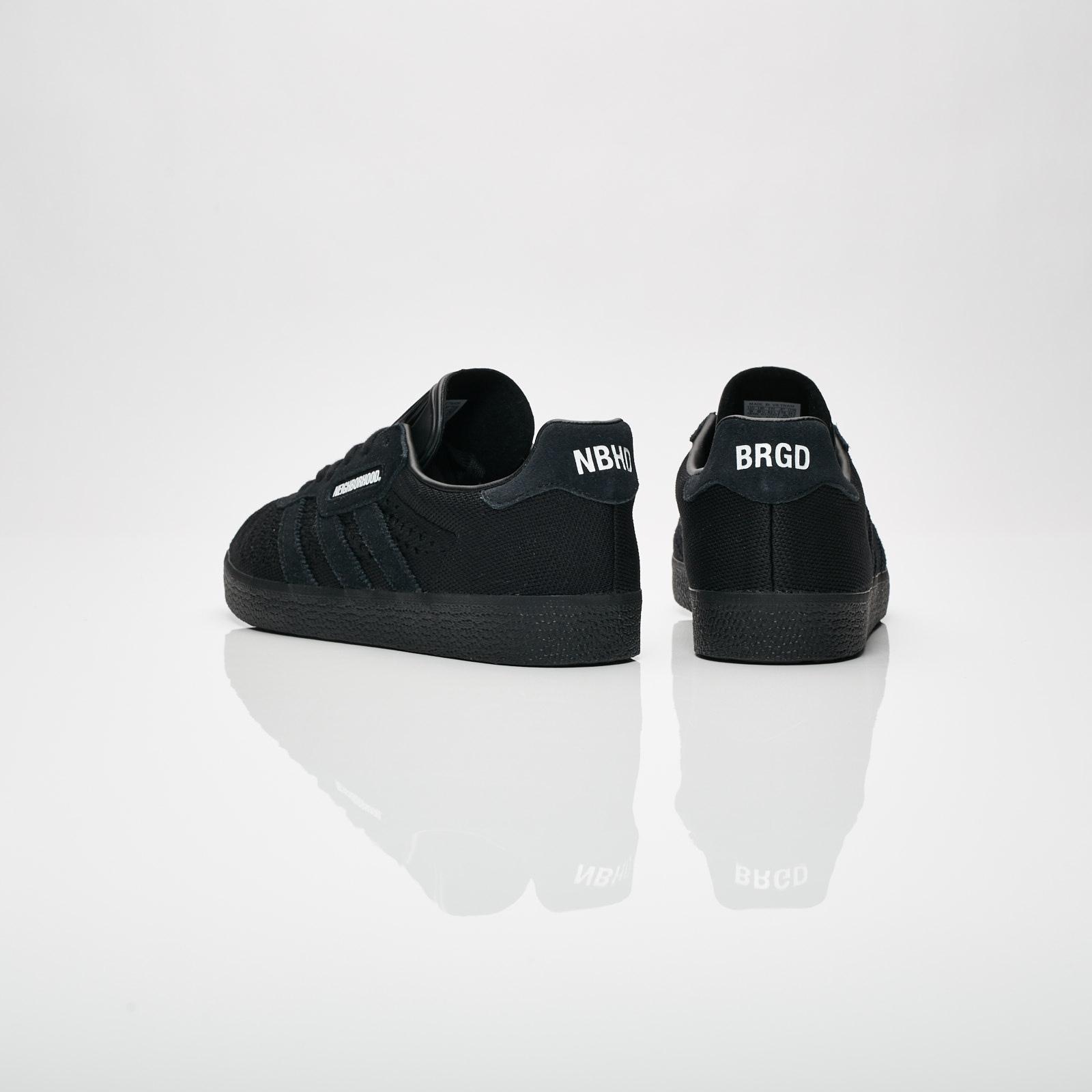 huge selection of 18bb9 62ff2 adidas Gazelle Super x Neighborhood - Da8836 - Sneakersnstuff | sneakers &  streetwear online since 1999