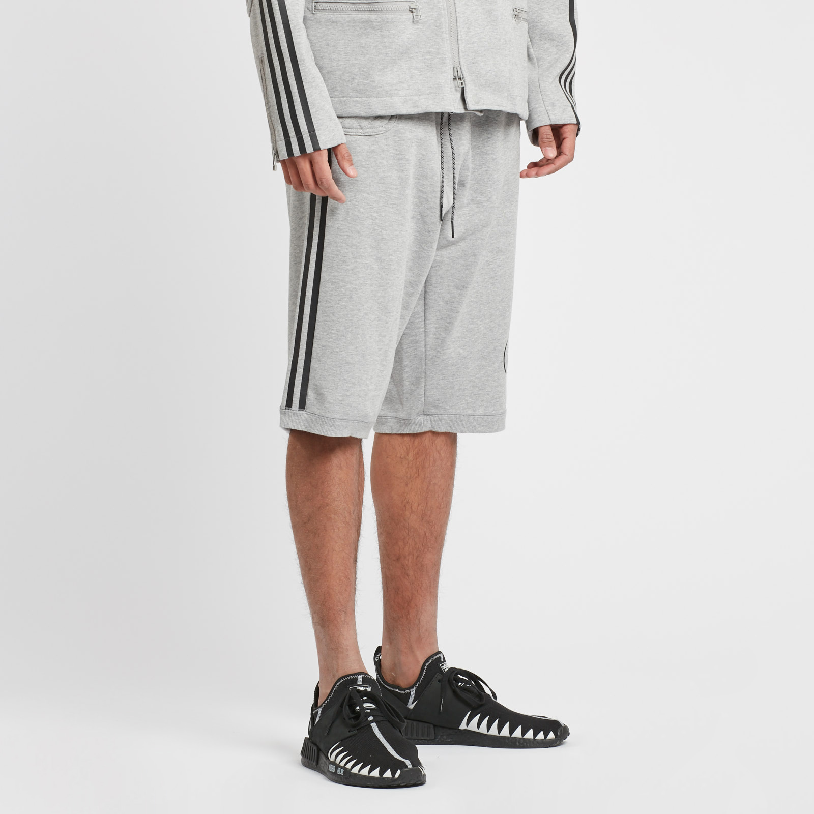Adidas x Neighborhood: Riders Track Jacket [Grey]
