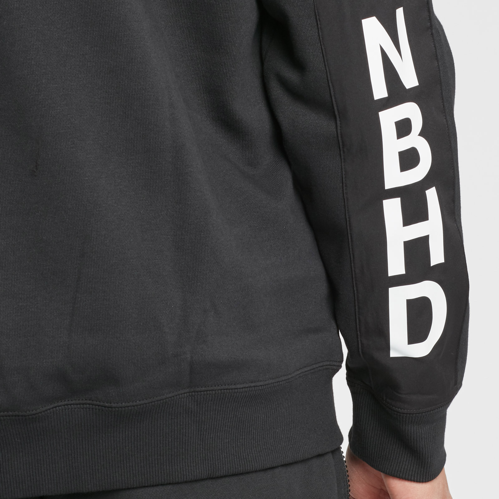 e6bbe243 adidas Commander Sweater x Neighborhood - Cd7734 - Sneakersnstuff ...
