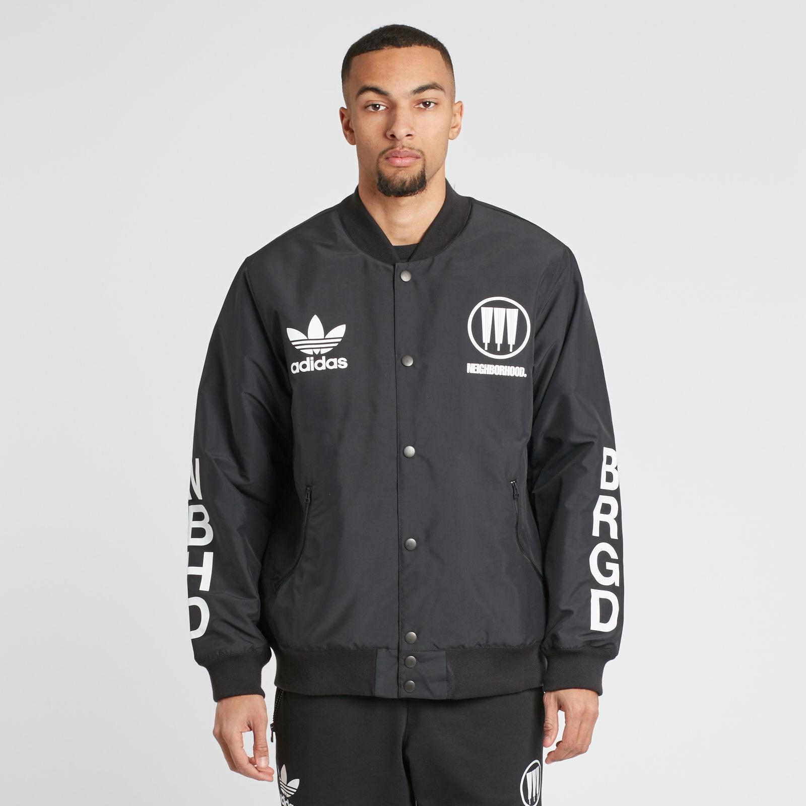 adidas Stadium Jacket x Neighborhood Cd7732