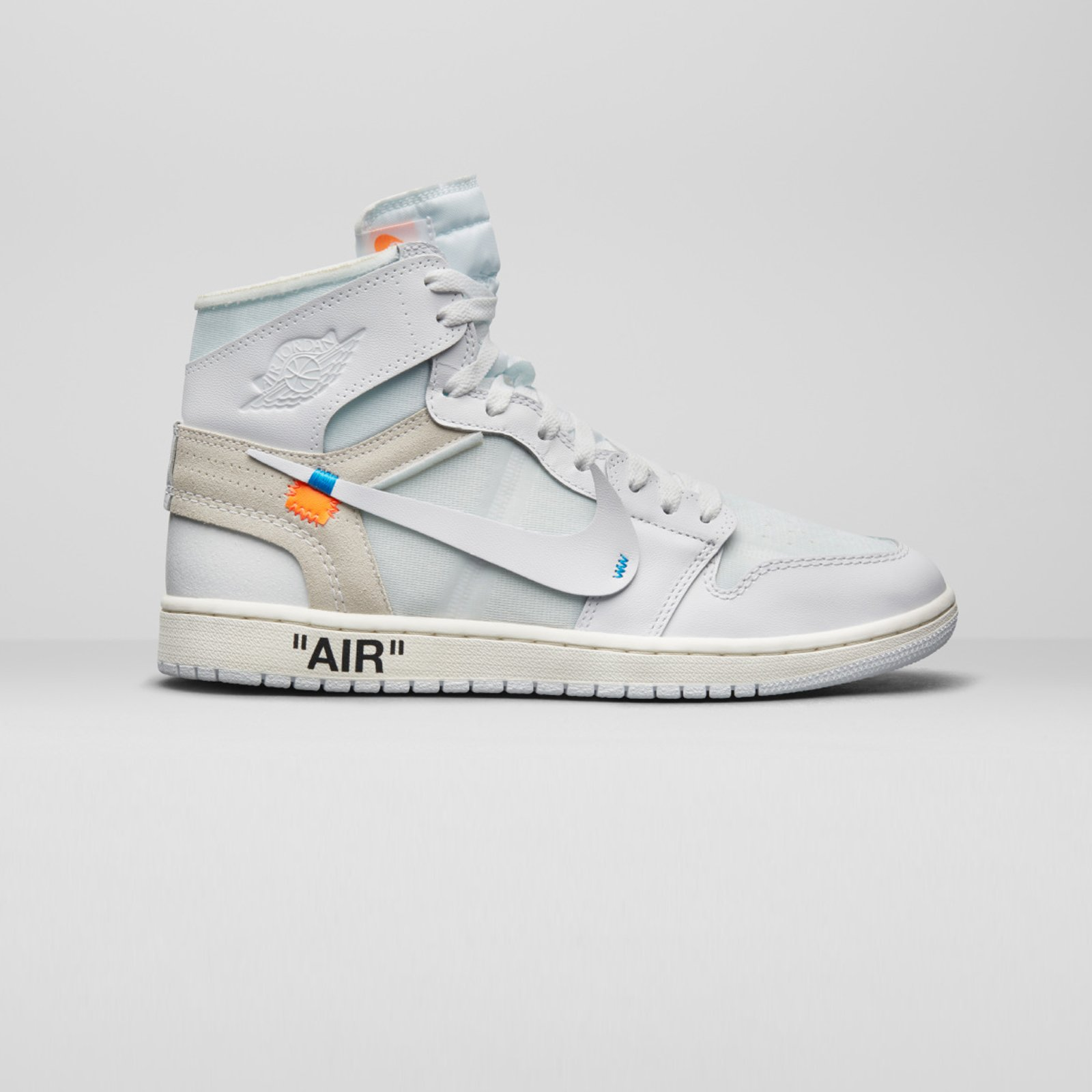 super popular 17c93 8356e Jordan Brand Air Jordan 1 x OFF-WHITE NRG