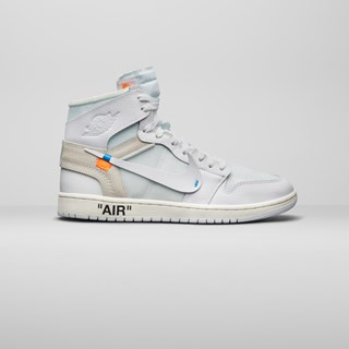 Jordan Brand Air Jordan 1 x OFF-WHITE NRG (GS)