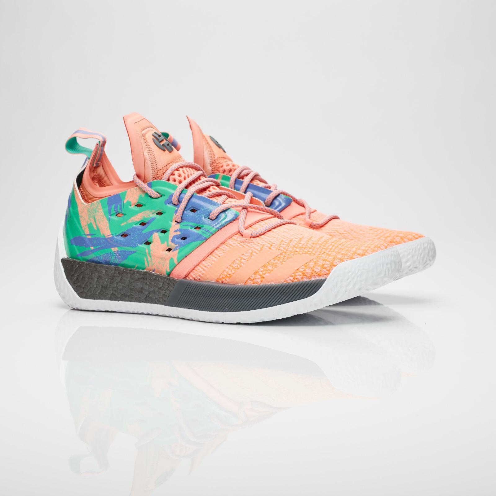 e08f791478f adidas Harden Vol. 2 - Ah2219 - Sneakersnstuff