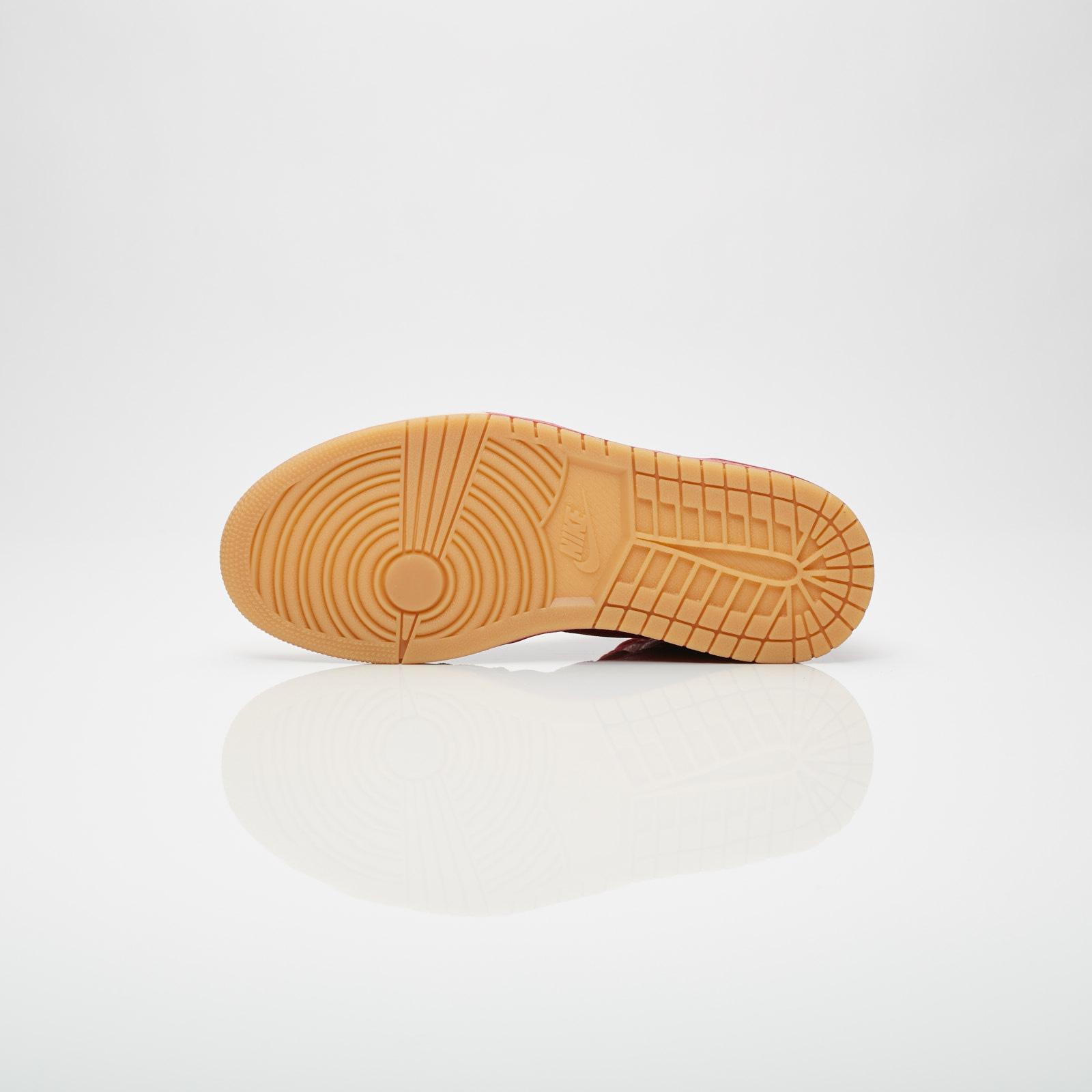 Jordan Brand Wmns Air Jordan 1 Ret Hi Prem - Ah7389-607 ... 9249306efe