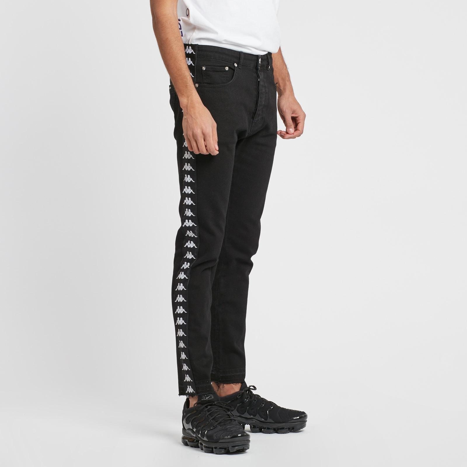 af2369a3 Kappa Kontroll Denim Pants - 303z0f0 - Sneakersnstuff | sneakers ...