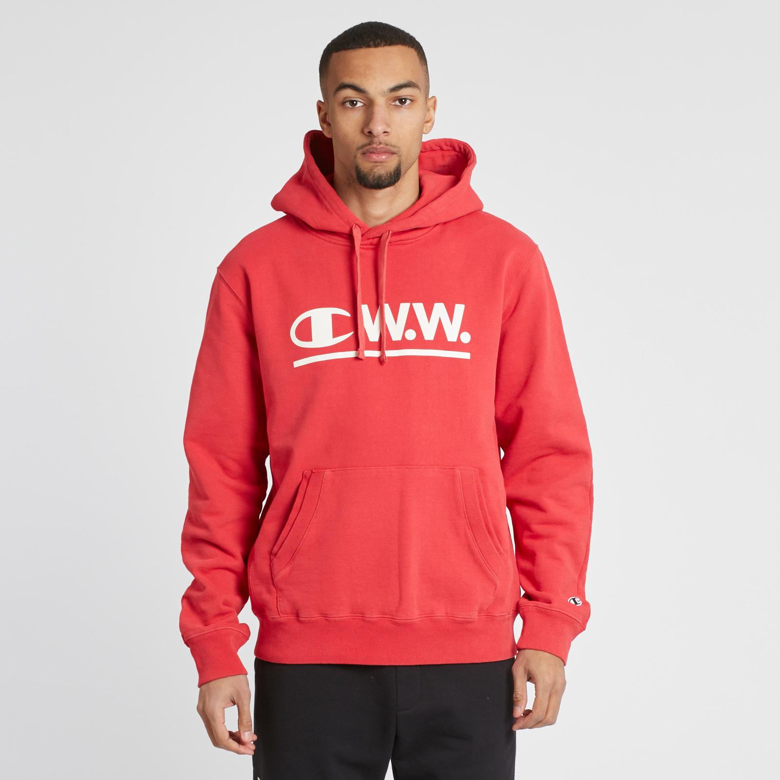 db2f120d26c Champion Reverse Weave Hooded Sweatshirt - 211878-rs043 ...