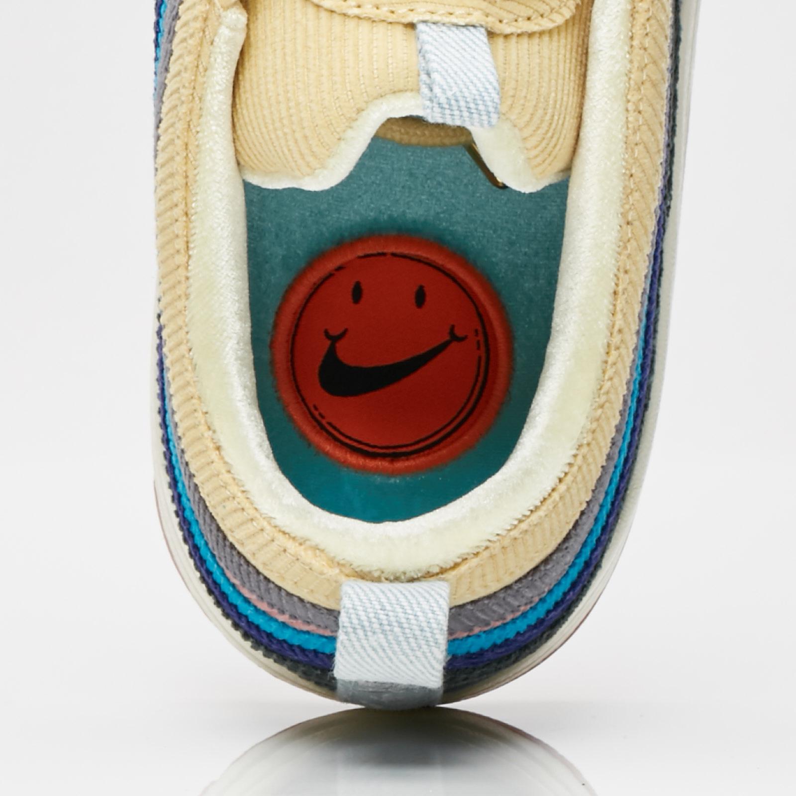 1017e81c185d9 Nike Air Max 1/97 VF Sean Wotherspoon - Aj4219-400 - Sneakersnstuff |  sneakers & streetwear online since 1999