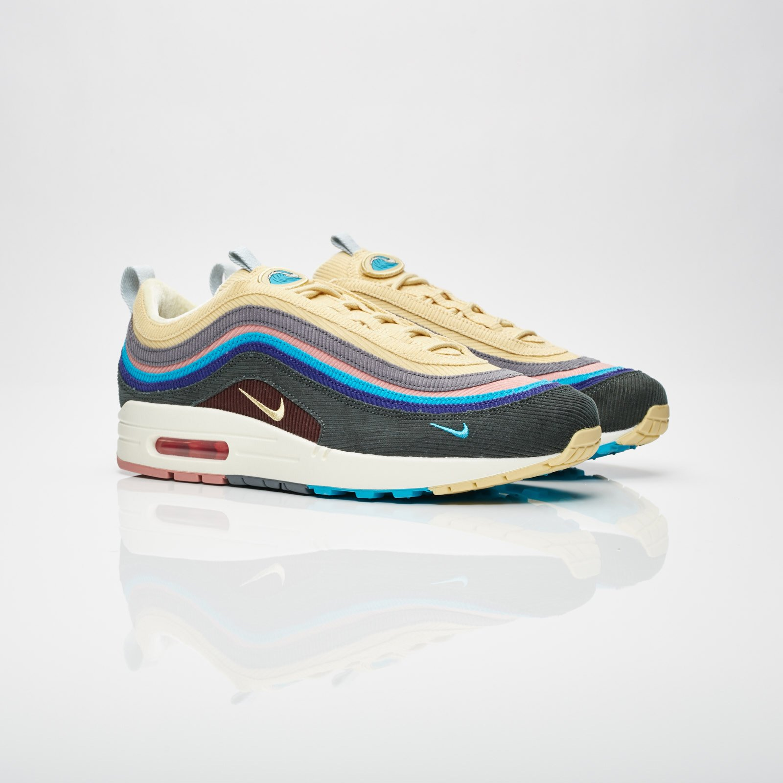 huge discount 1c81d 8a4a9 Nike Air Max 1/97 VF Sean Wotherspoon - Aj4219-400 ...