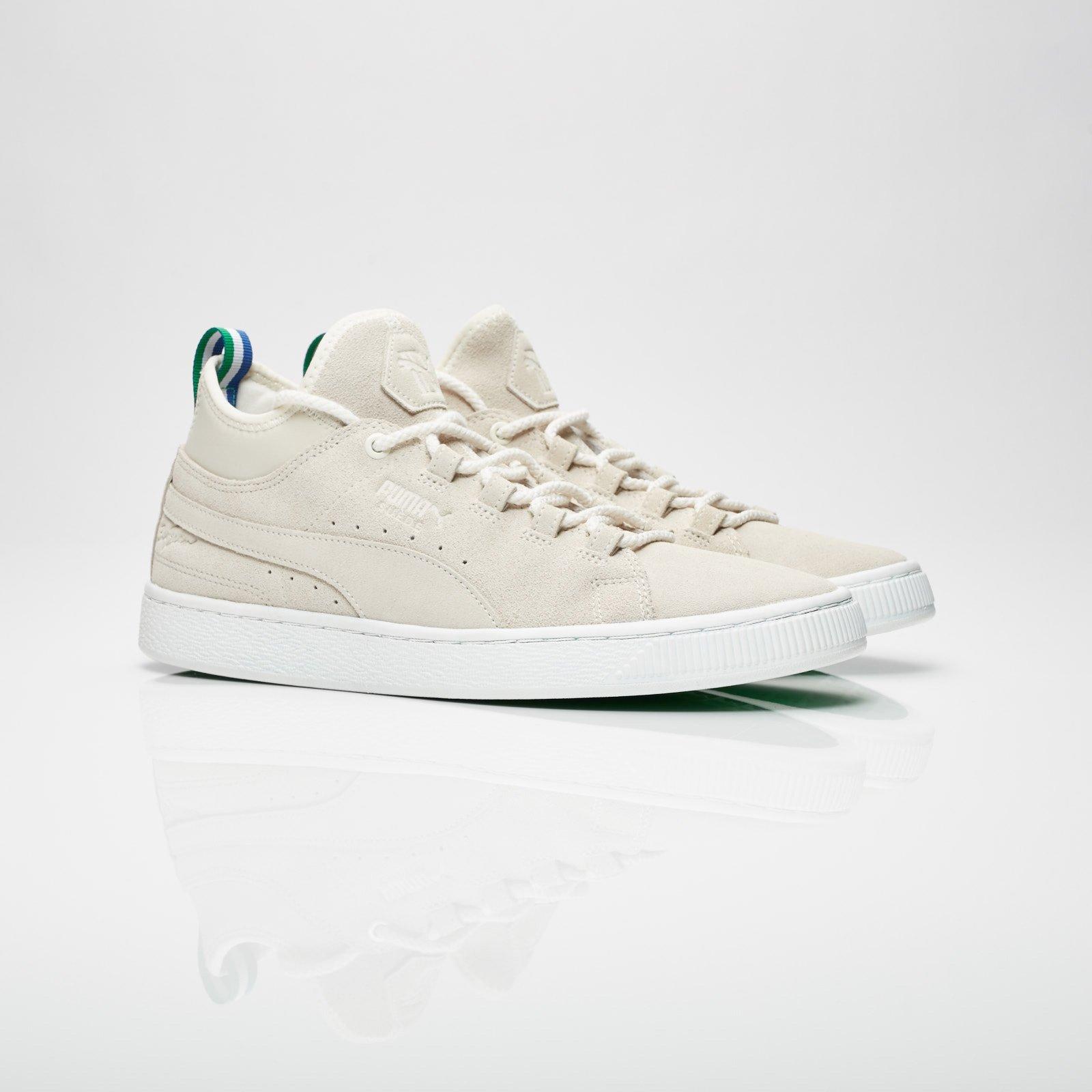 Puma Suede Classic x Big Sean - 366300-01 - Sneakersnstuff ... 89108e6f9
