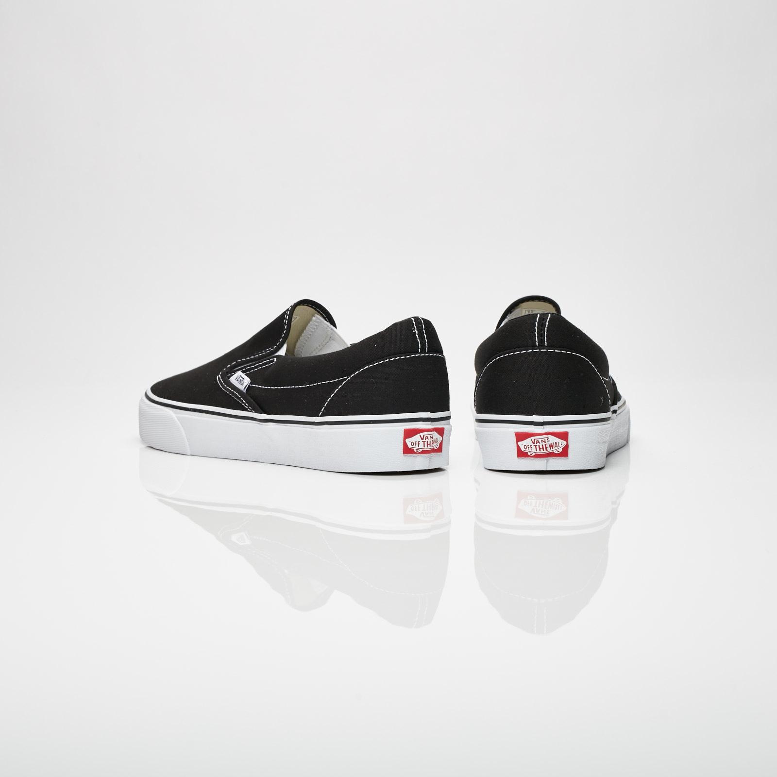 db5402623e3401 Vans Classic Slip-On - Veyeblk - Sneakersnstuff