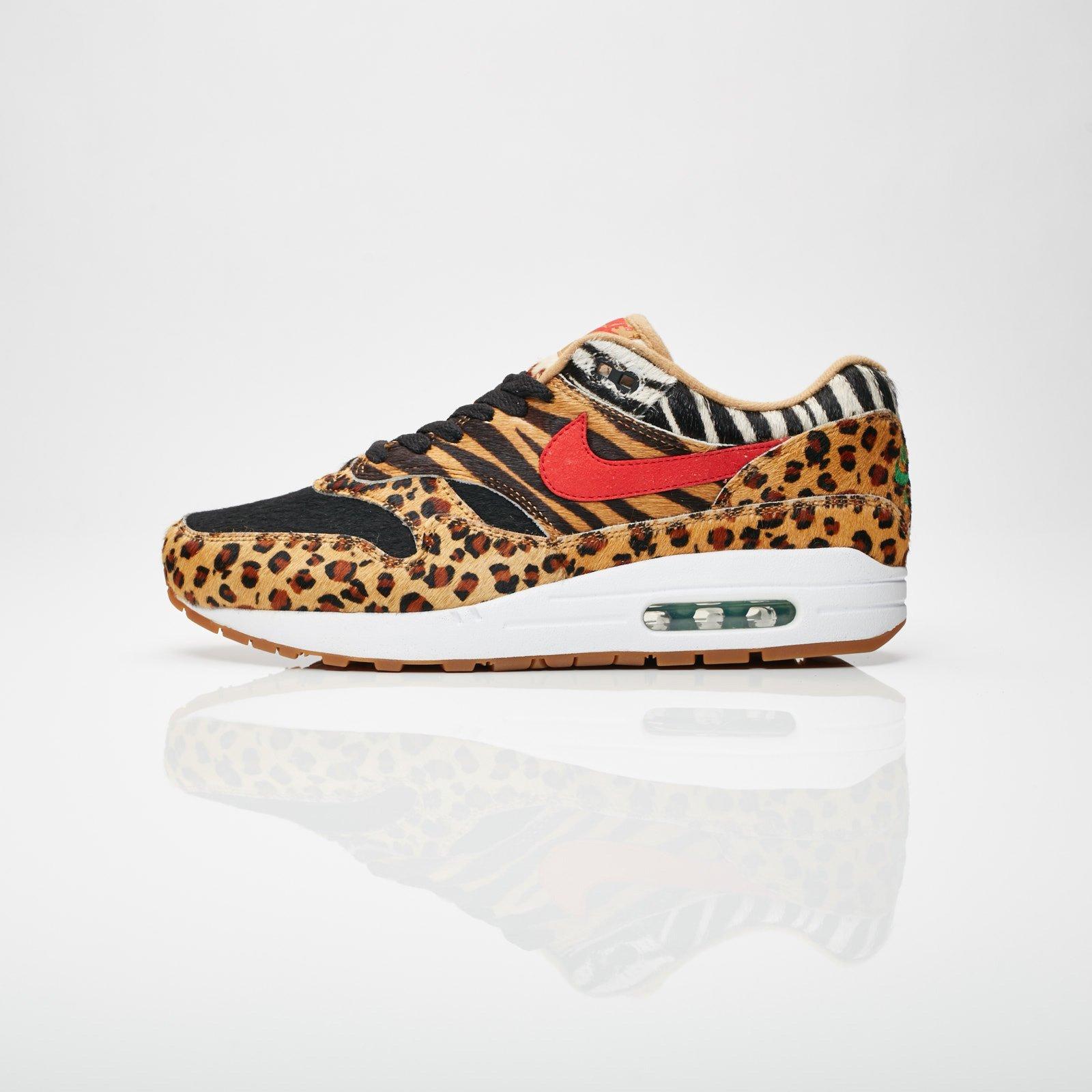 Nike Air Max 1 DLX Atmos Animal AQ0928 700   43einhalb Sneaker Store